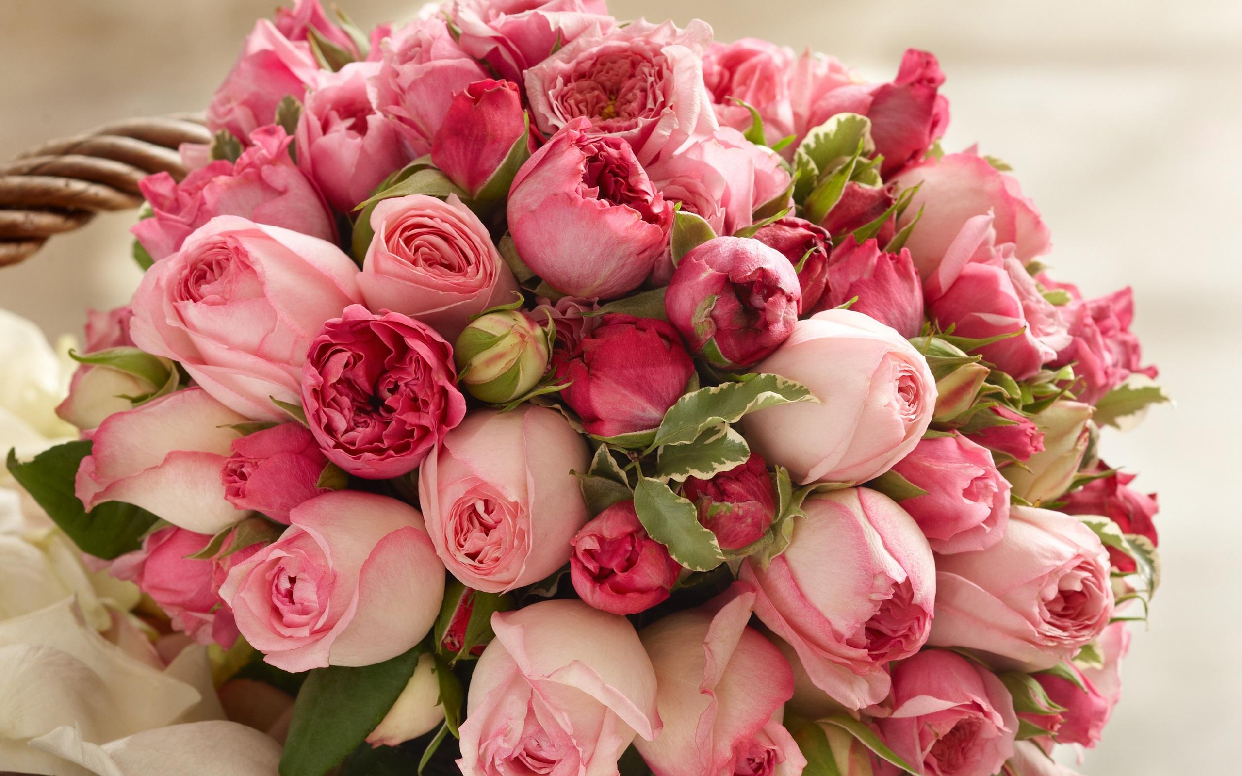 супер красивый букет цветов фото престолов