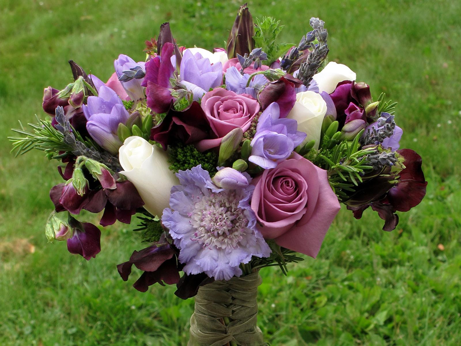 Фото букета цветов картинки
