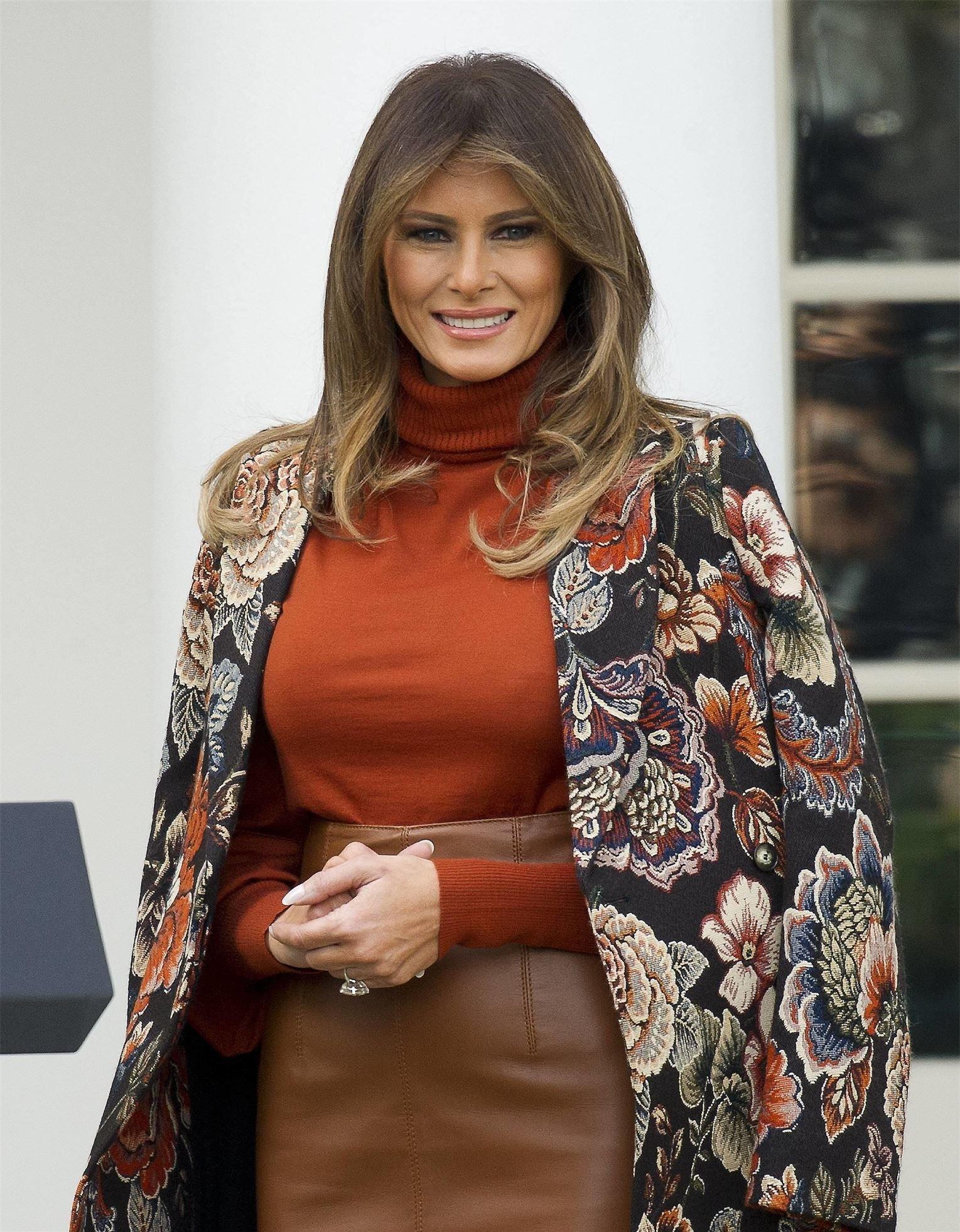эти лучшее фото мелании трамп делигиоз любительница