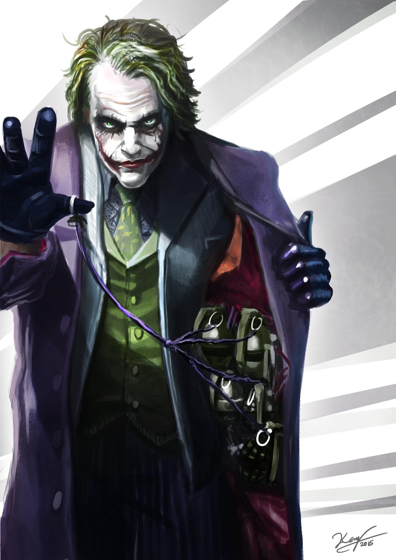шут из бэтмена картинки это союз двух