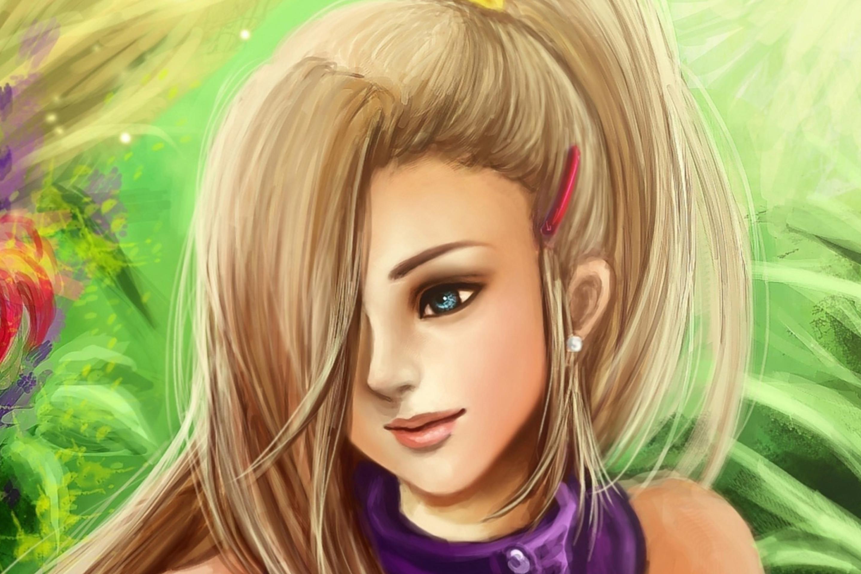 Фото картинки рисунки девочки