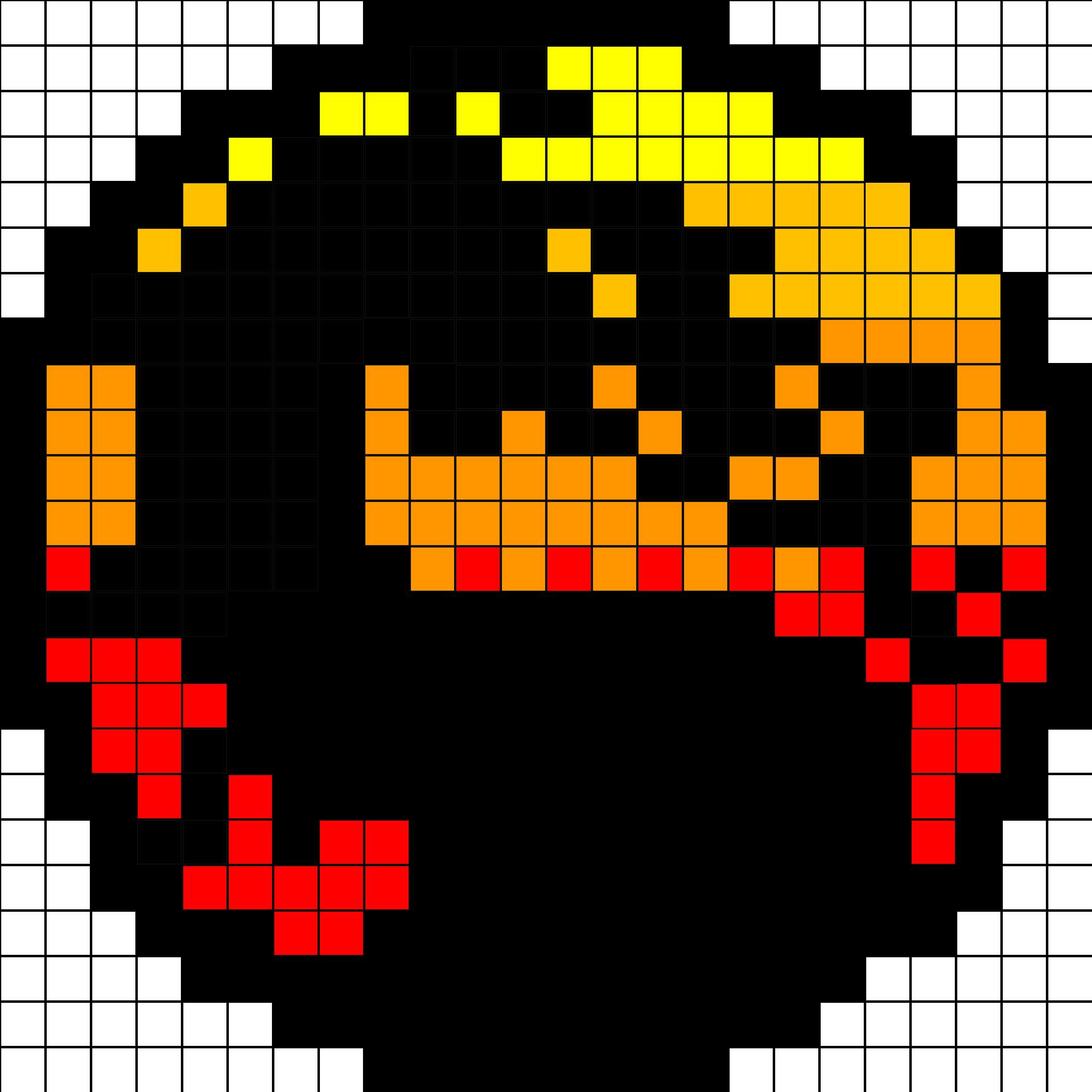 Прикольные картинки пикселями