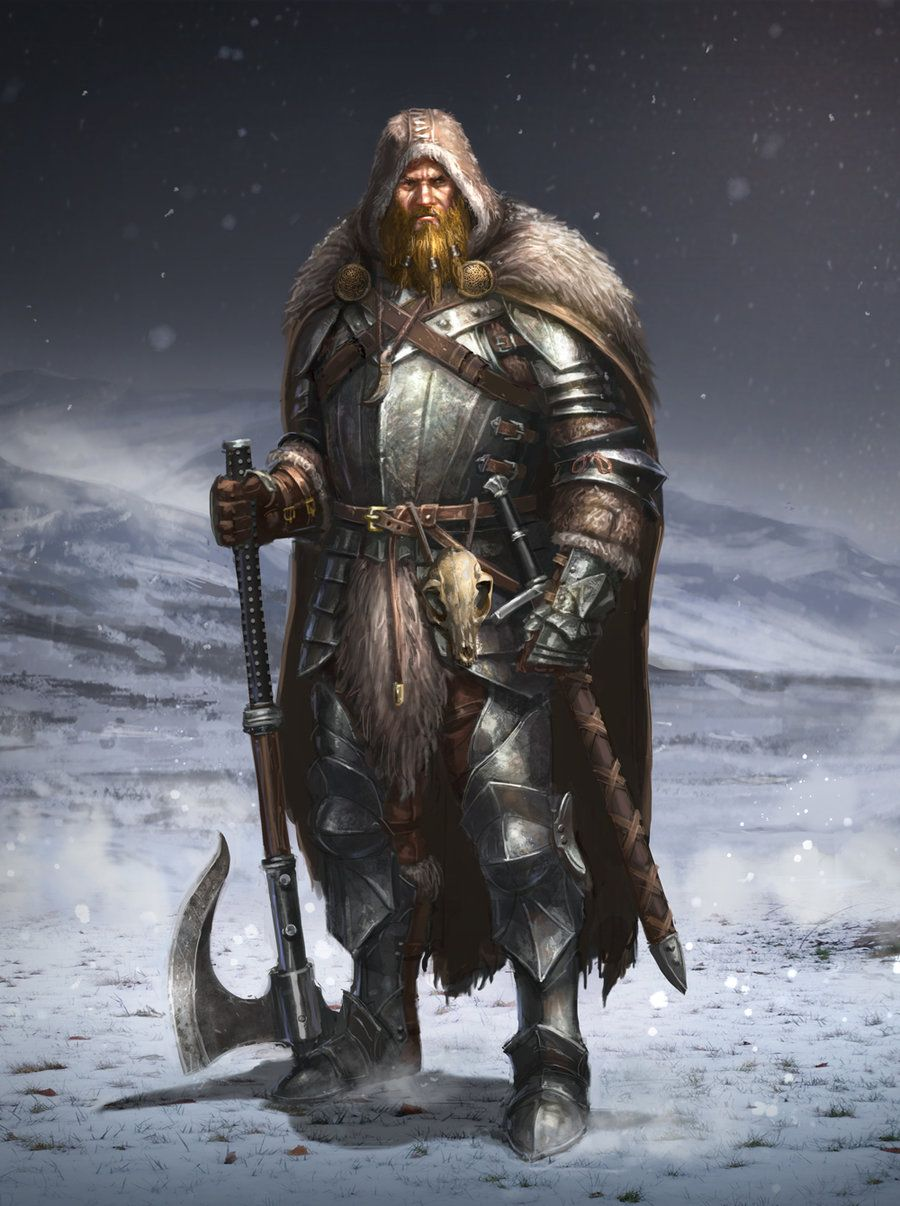 Картинки викингов воинов с топорами