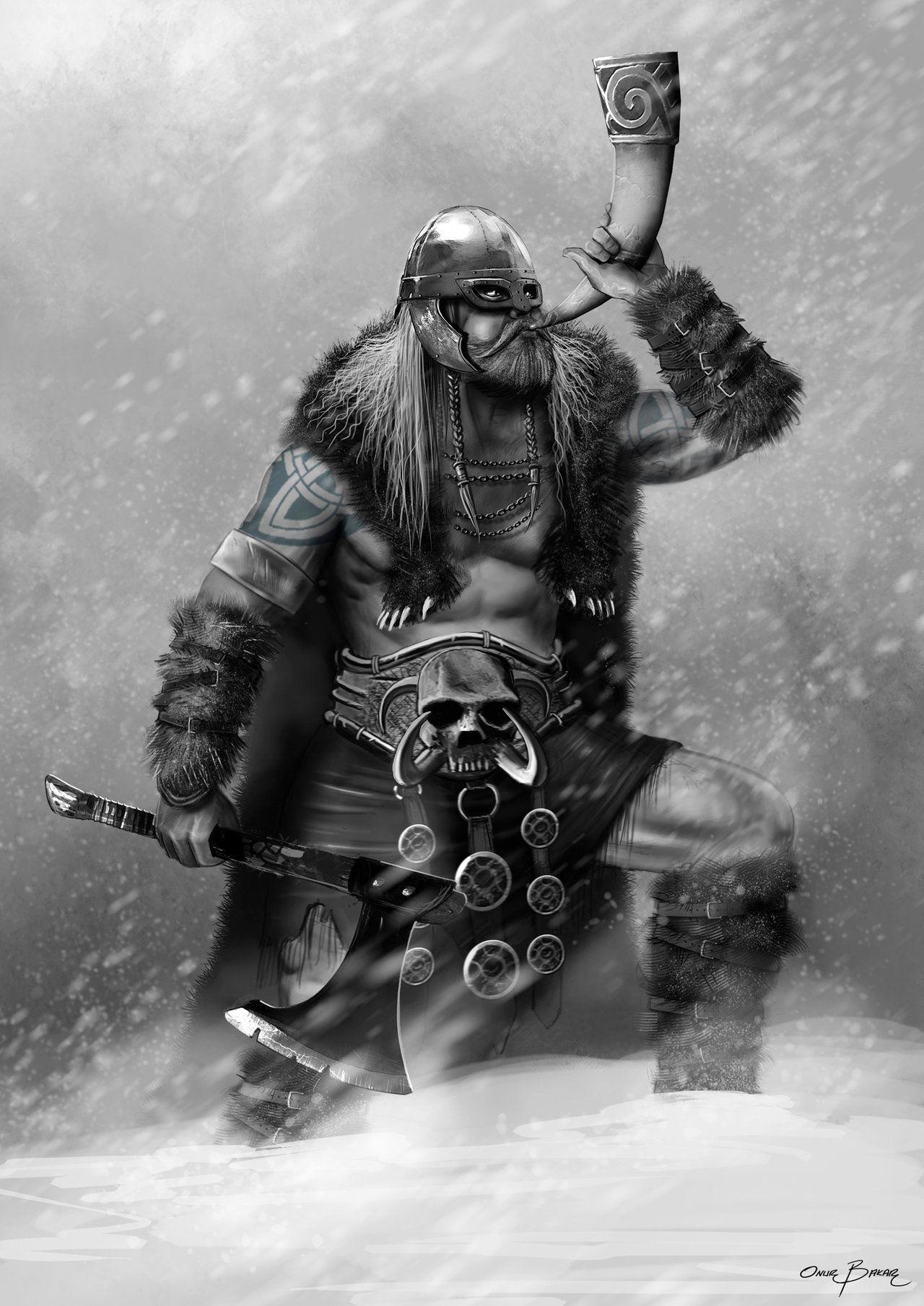 фото викингов варваров речь