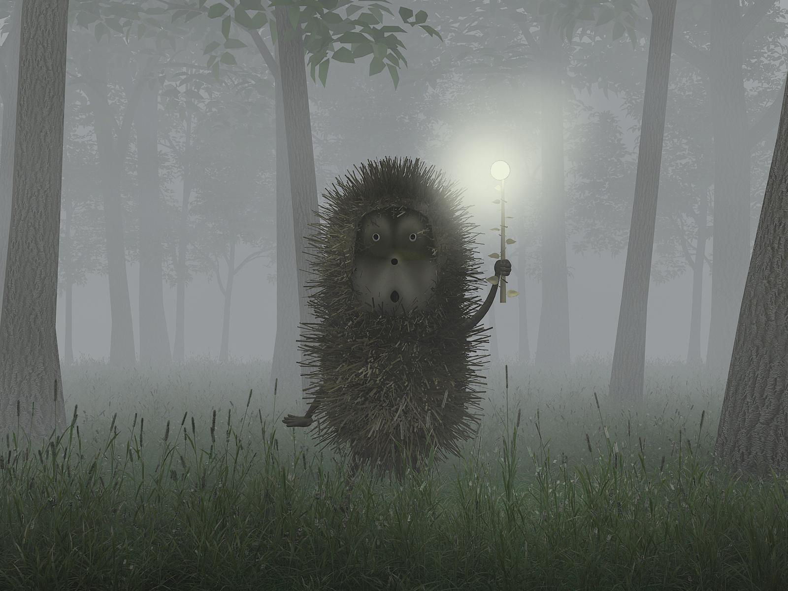 появились вошли ежик в тумане картинки высокого качества можно использовать как