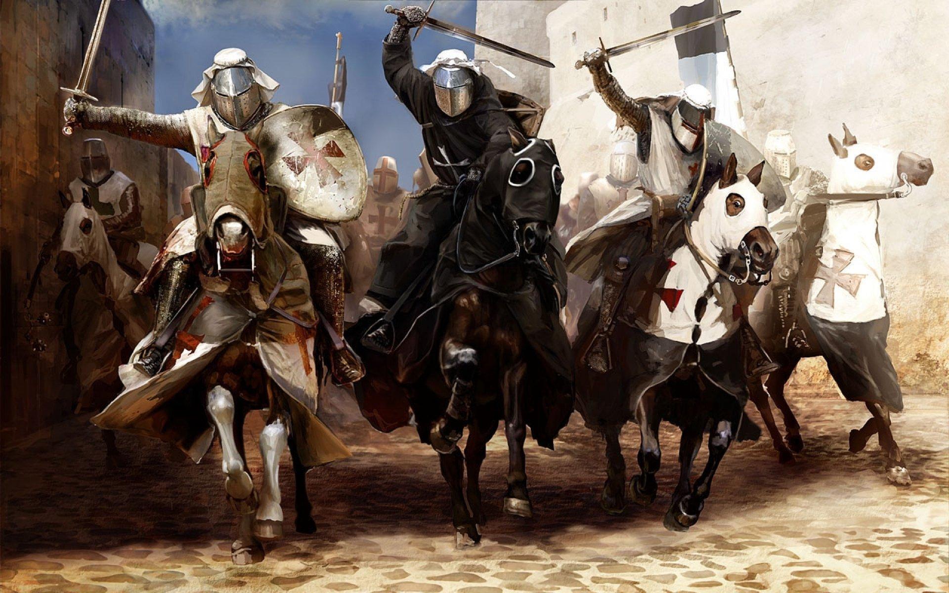 отношении картинки рыцарей средневековья на рабочий стол фото стены кухне