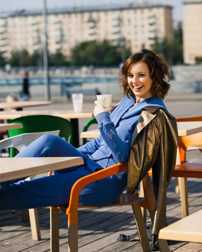 Настоящая фотография марии климовой
