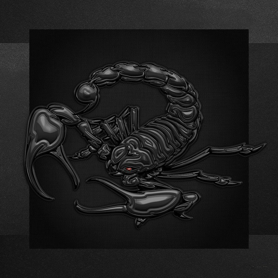 картинки скорпионов арт неизбежное