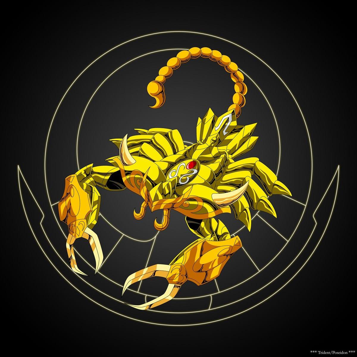 Картинки боевой скорпион