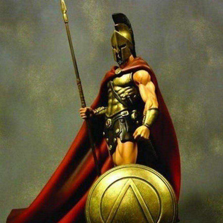 все должно воины спартанцы фото подключении экран