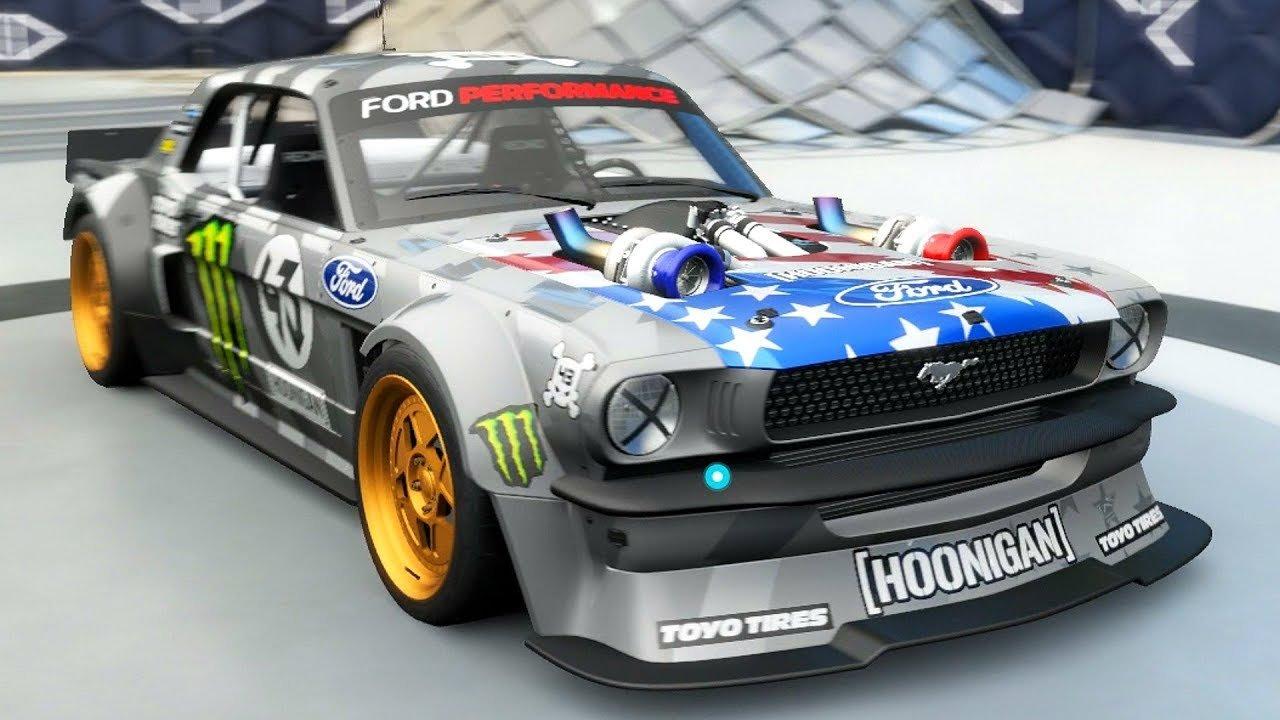 Ford Mustang Hoonicorn