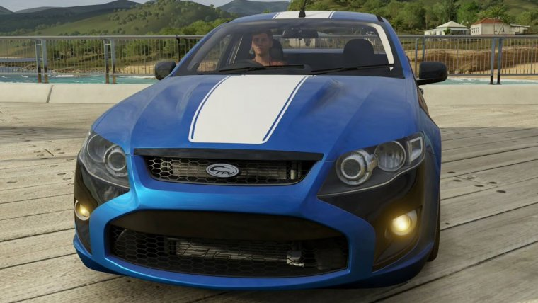 Ford FPV Limited Edition Pursuit Ute (23 фото)