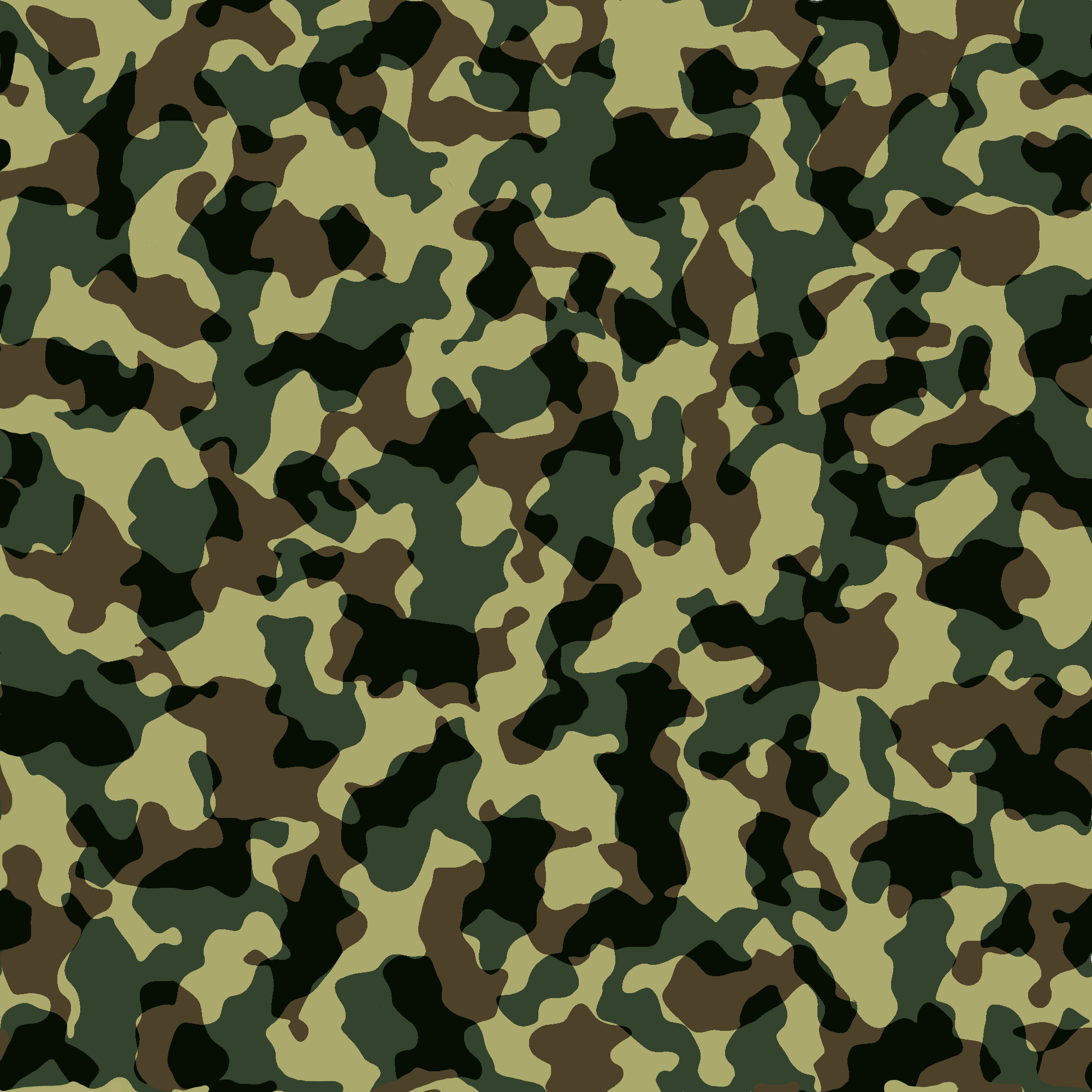 Playing picture of army camouflage closeup