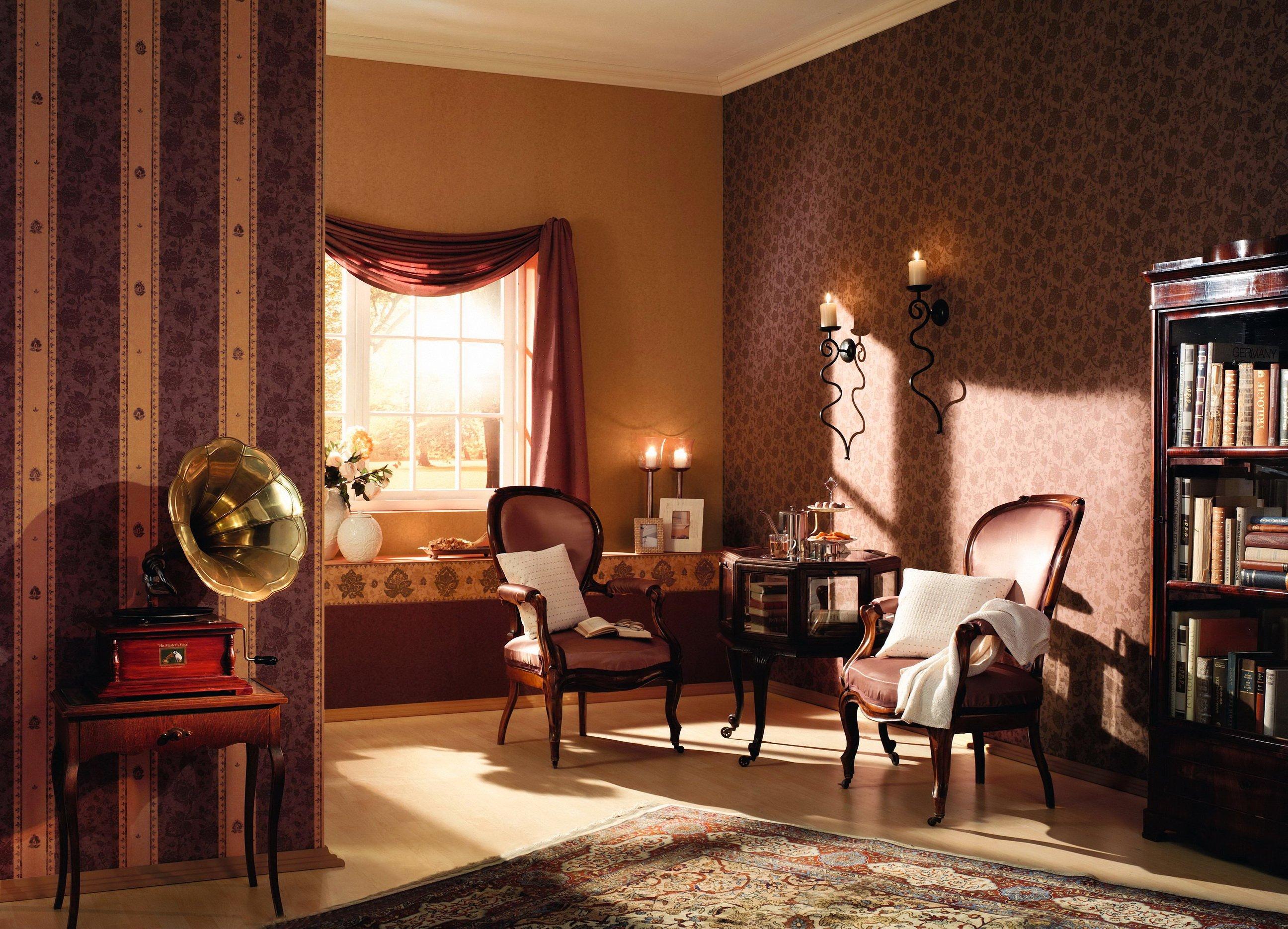лёгкого комната в ретро стиле картинки смерч может возникнуть
