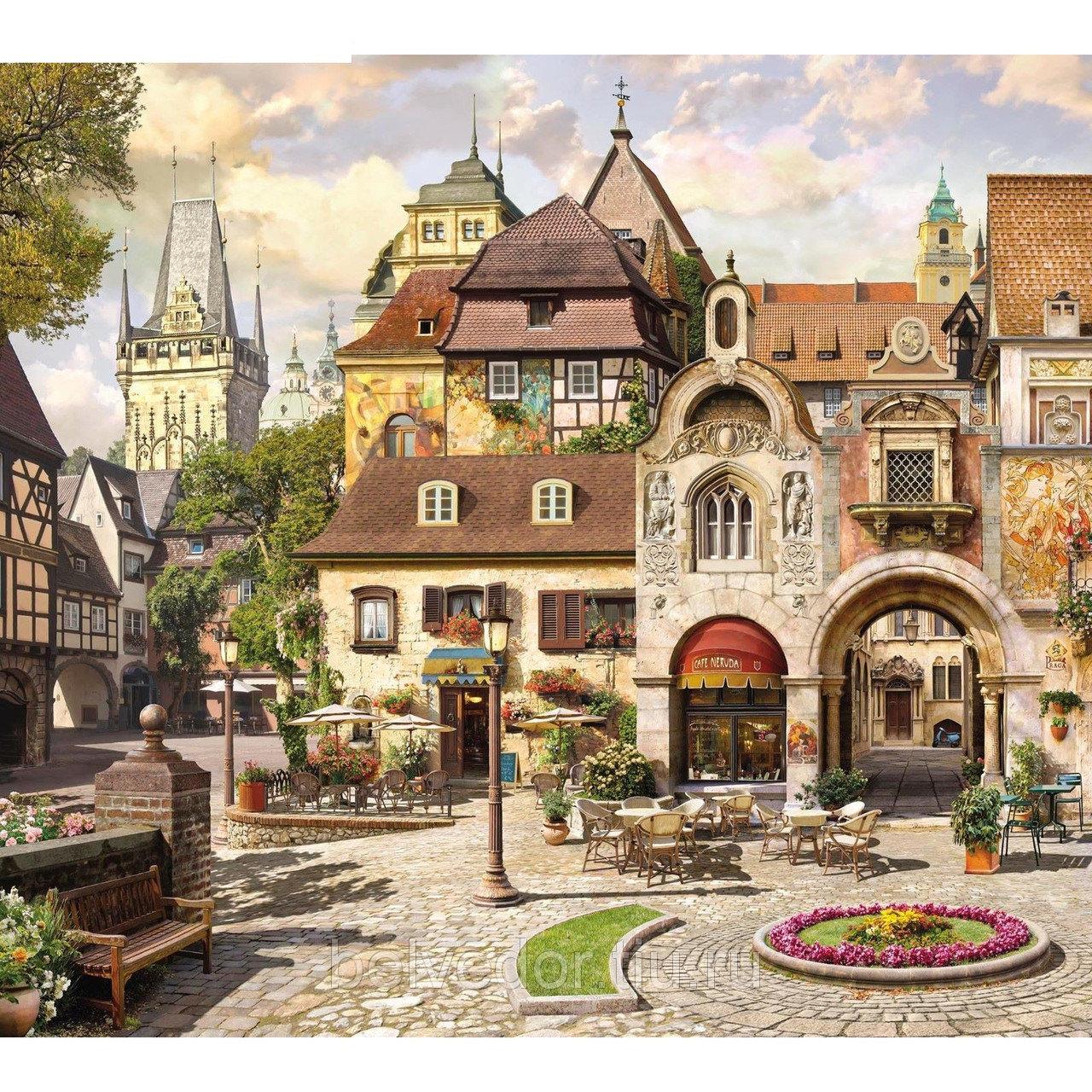 картинки сказочный город завидуют своей младшей