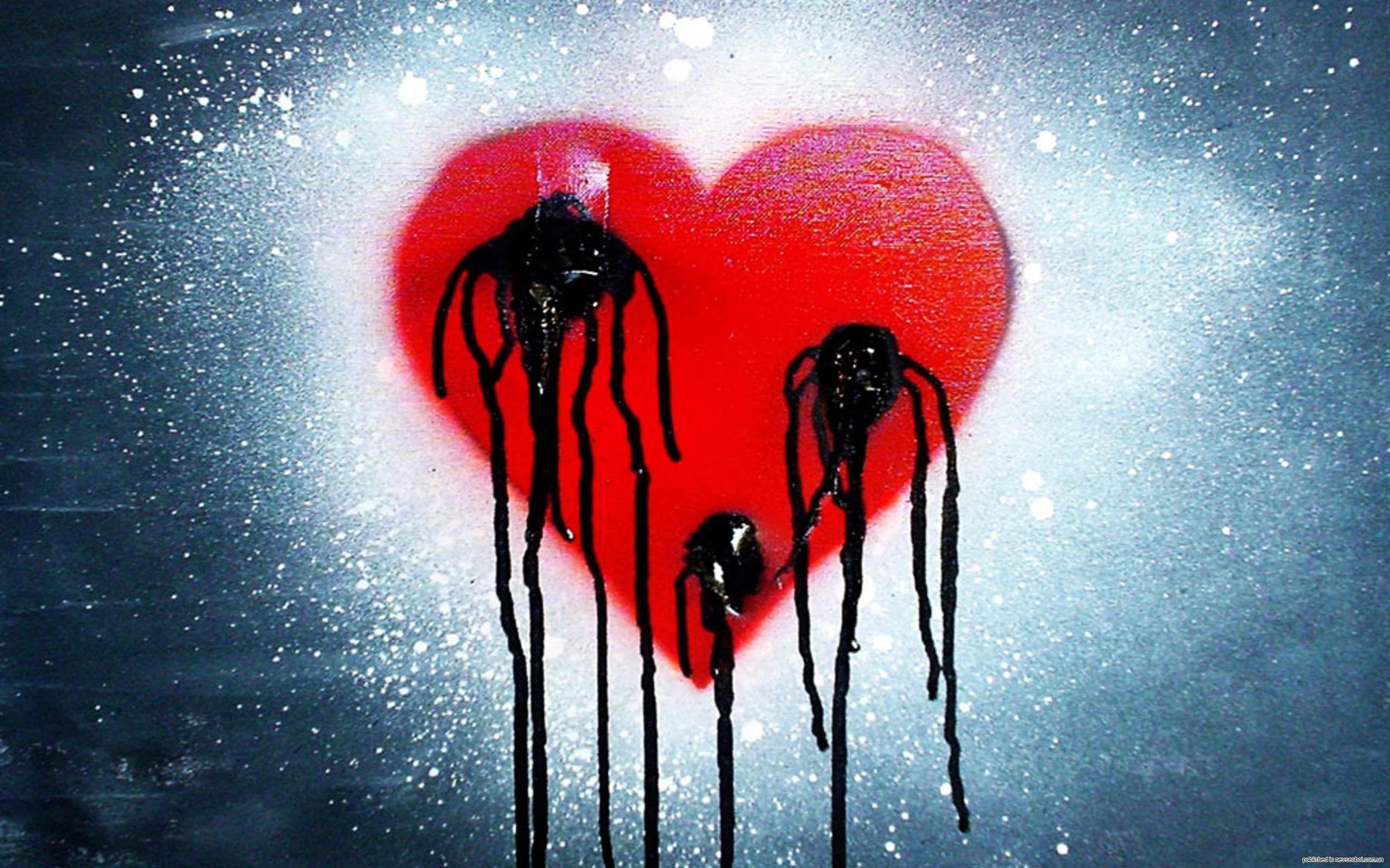 ждал грустные картинки разбитые сердца реализовать