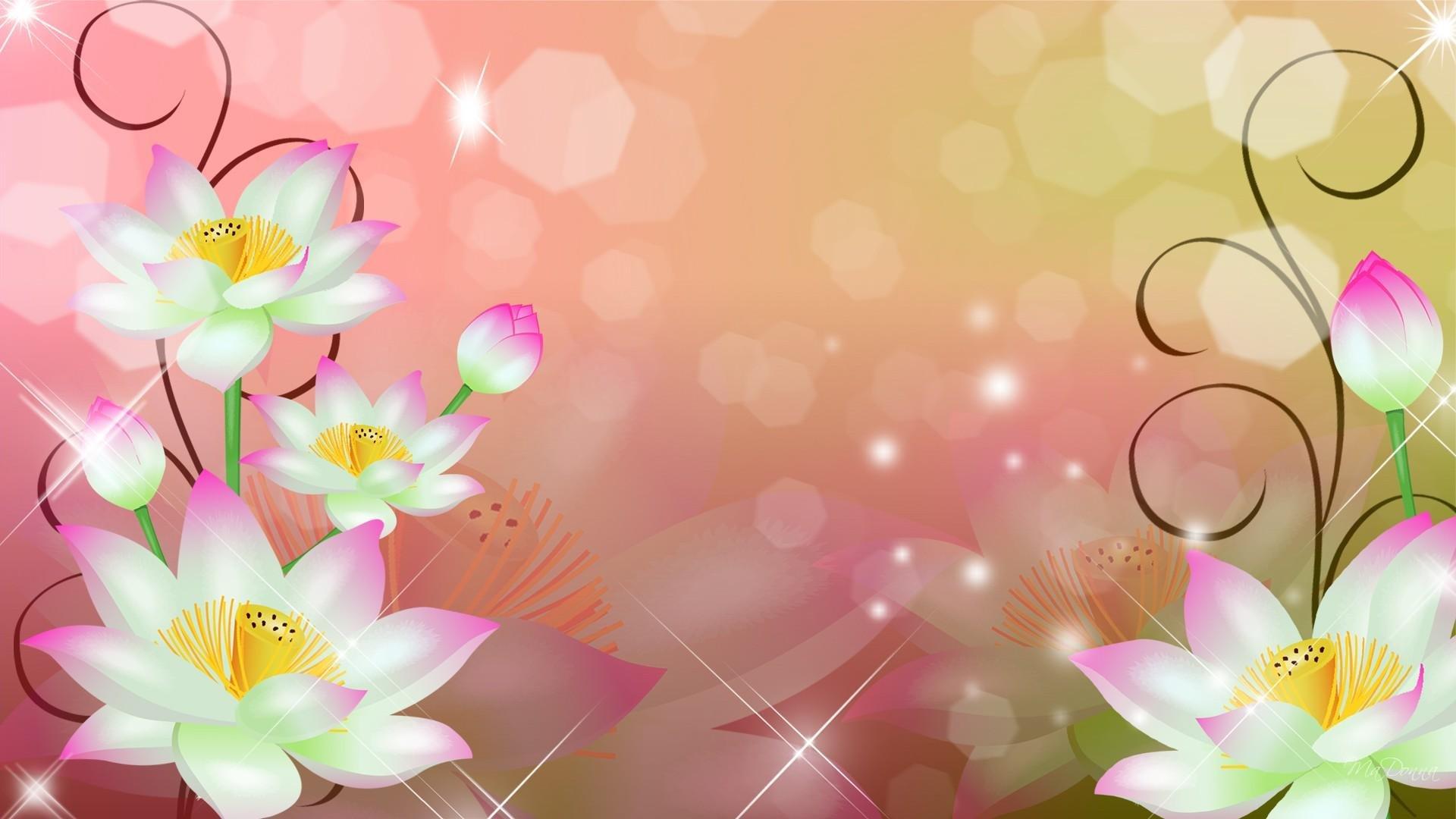 Красивые картинки с цветами для афиши давно