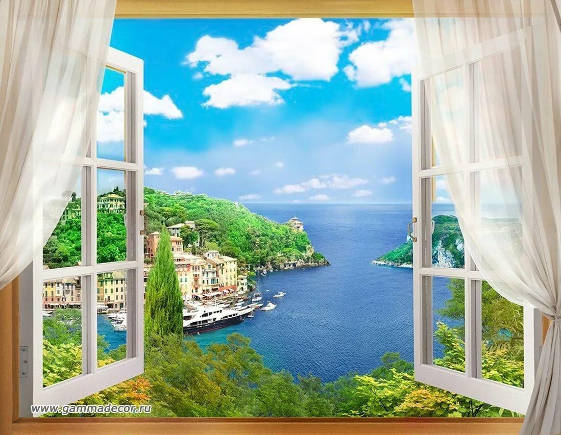 Картинки вид из своего окна