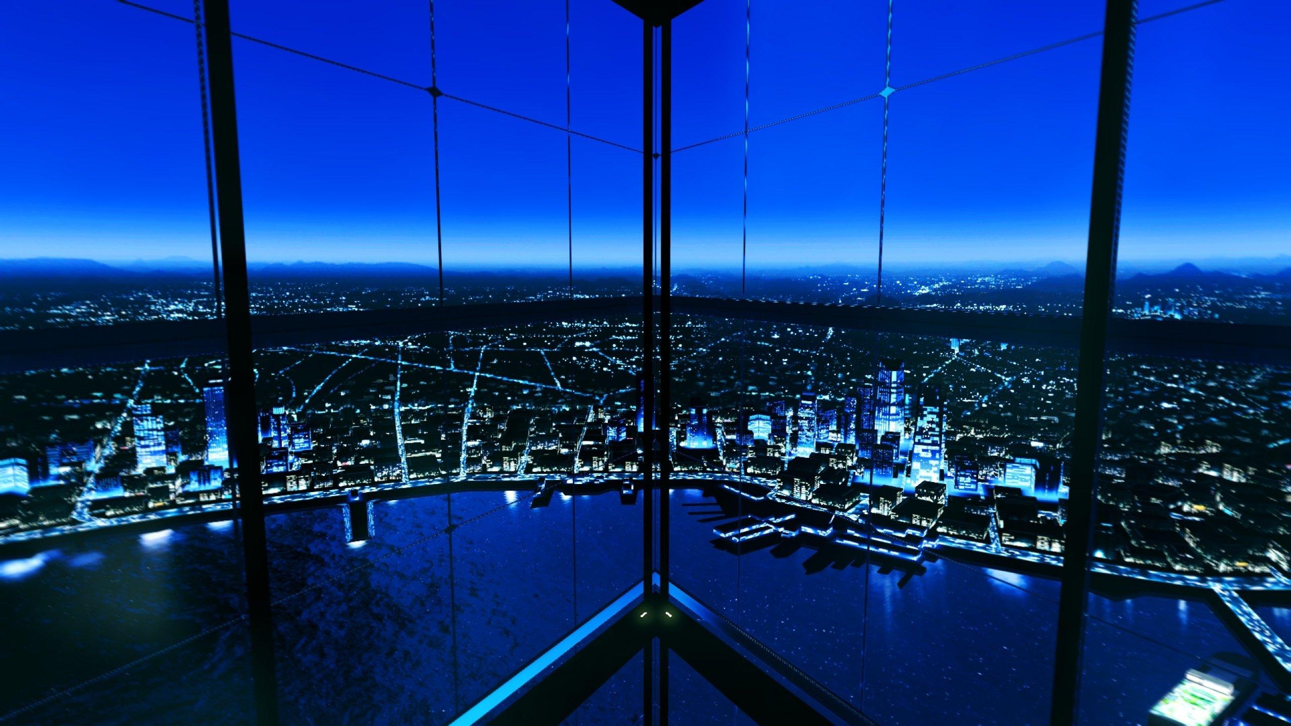 Картинки широкоформатные вид из окна