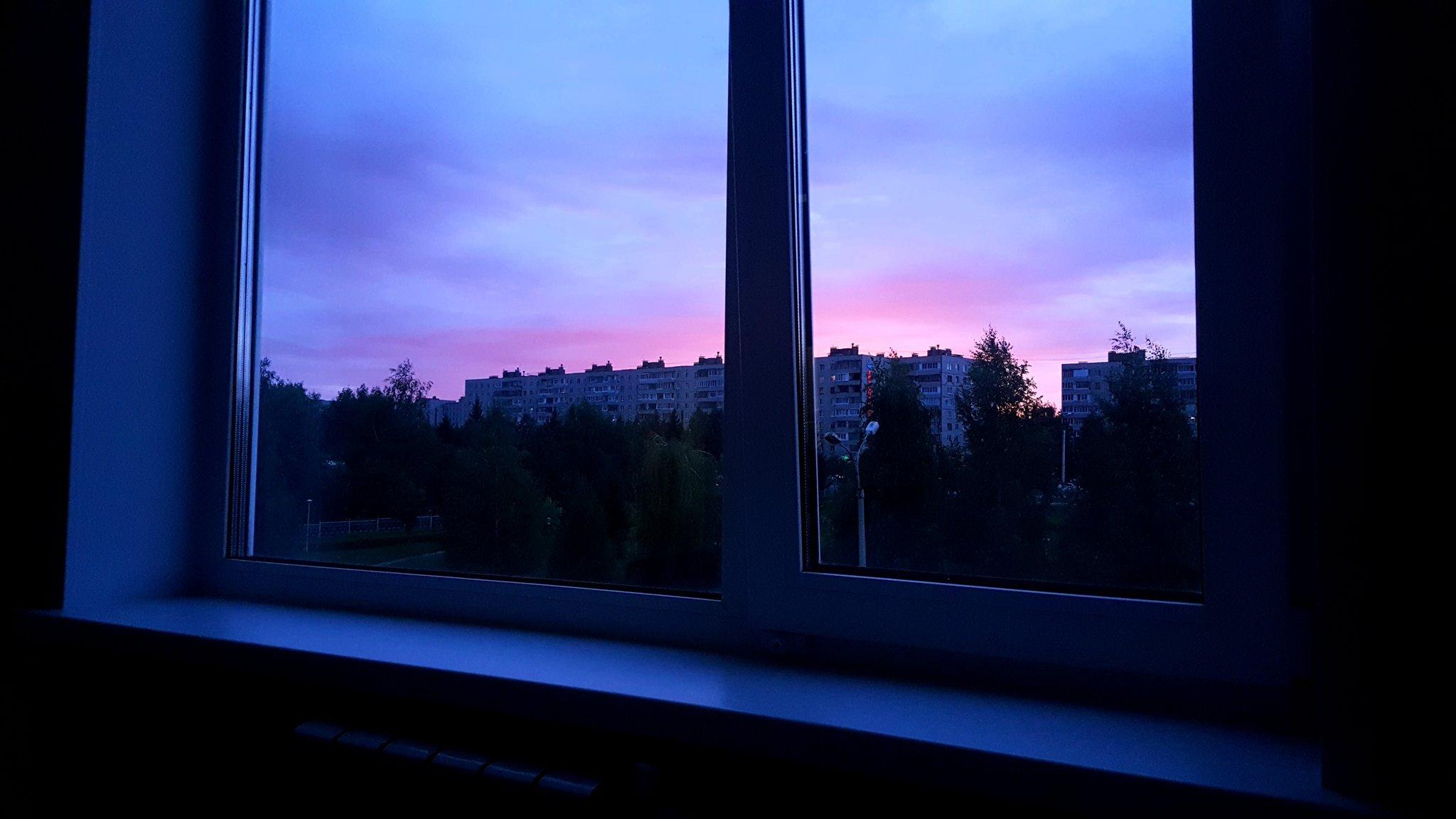 людей, красивый вид из окна картинки ночью окончания