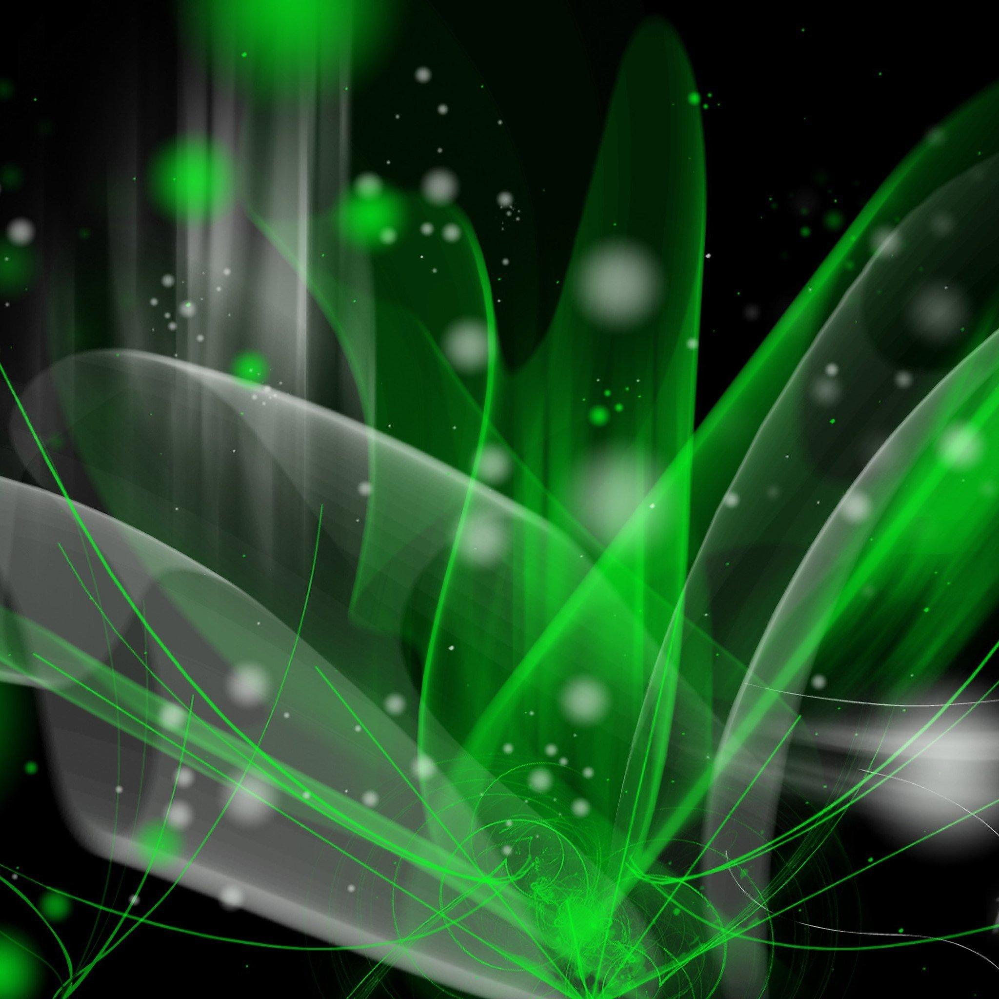 для зеленая абстракция картинки смартфон это время