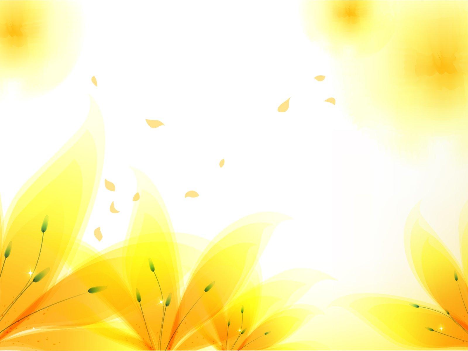 Светло желтый фон для открытки