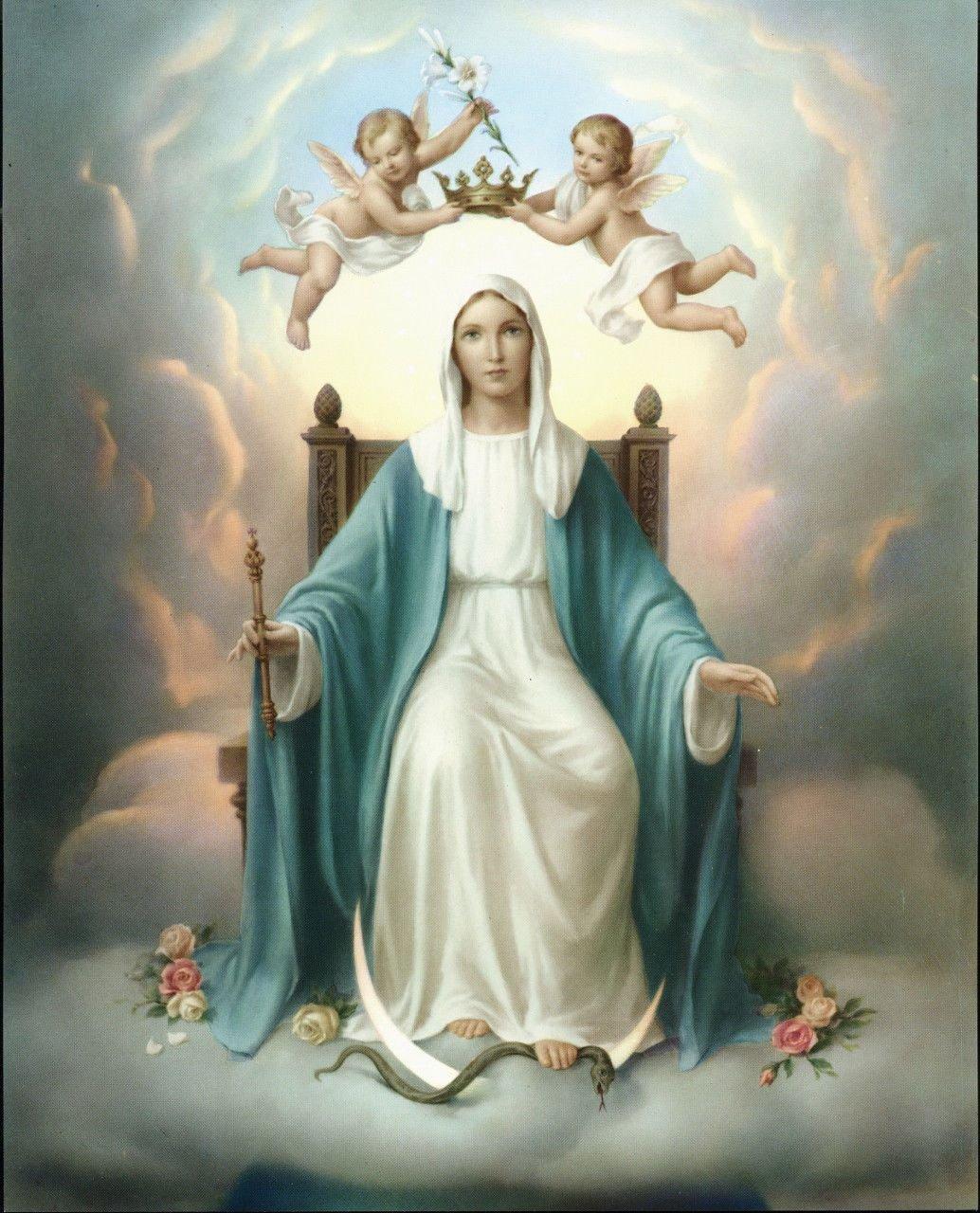 таком ангелы и божья мать картинки техническим характеристикам