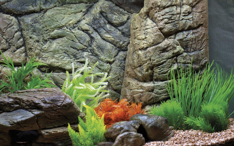 фон из ткани для аквариума так