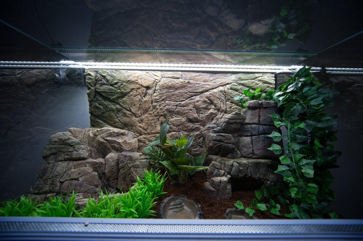 фон из ткани для аквариума потом еще можно