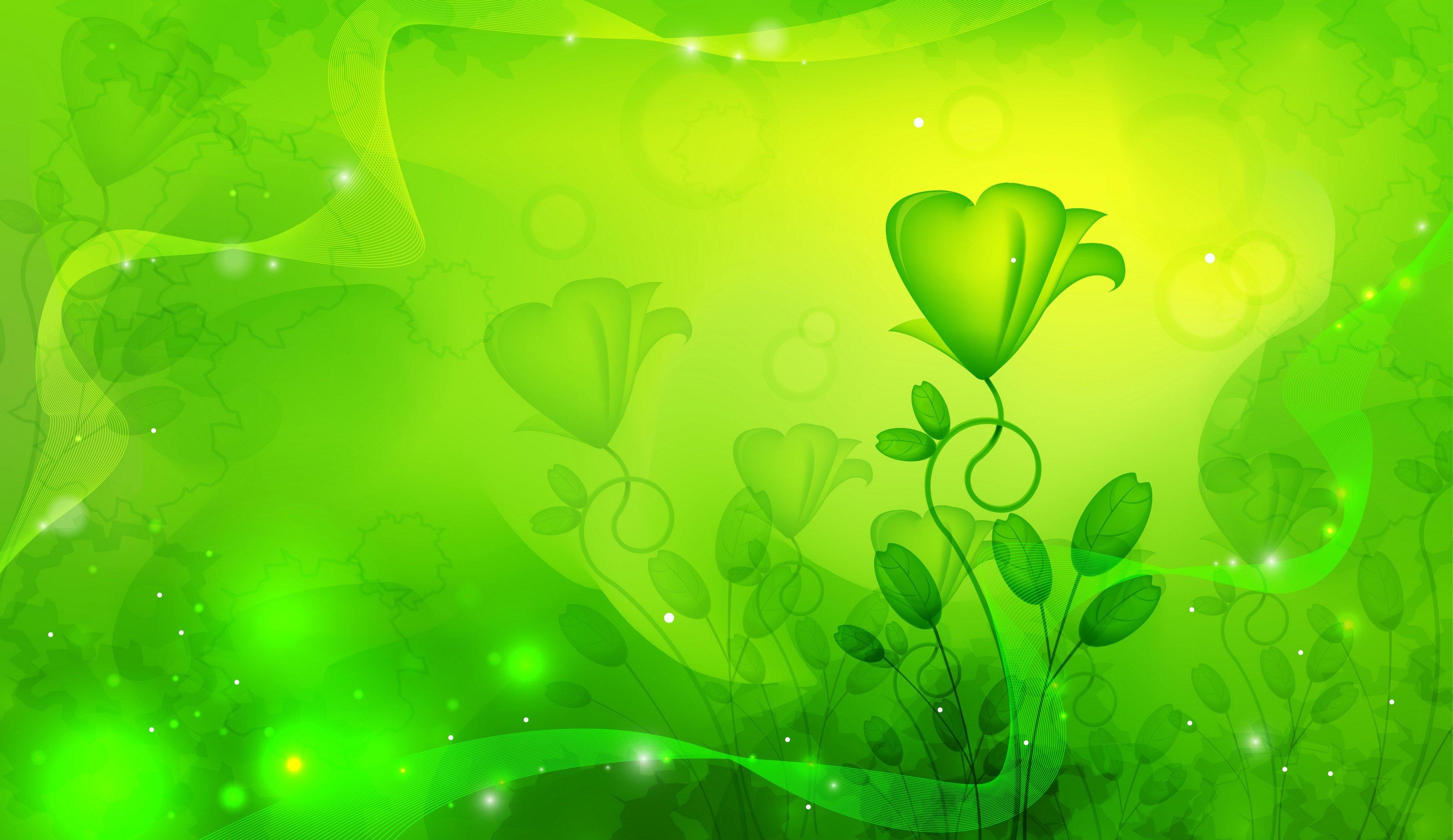 Зеленый фон картинки для детей