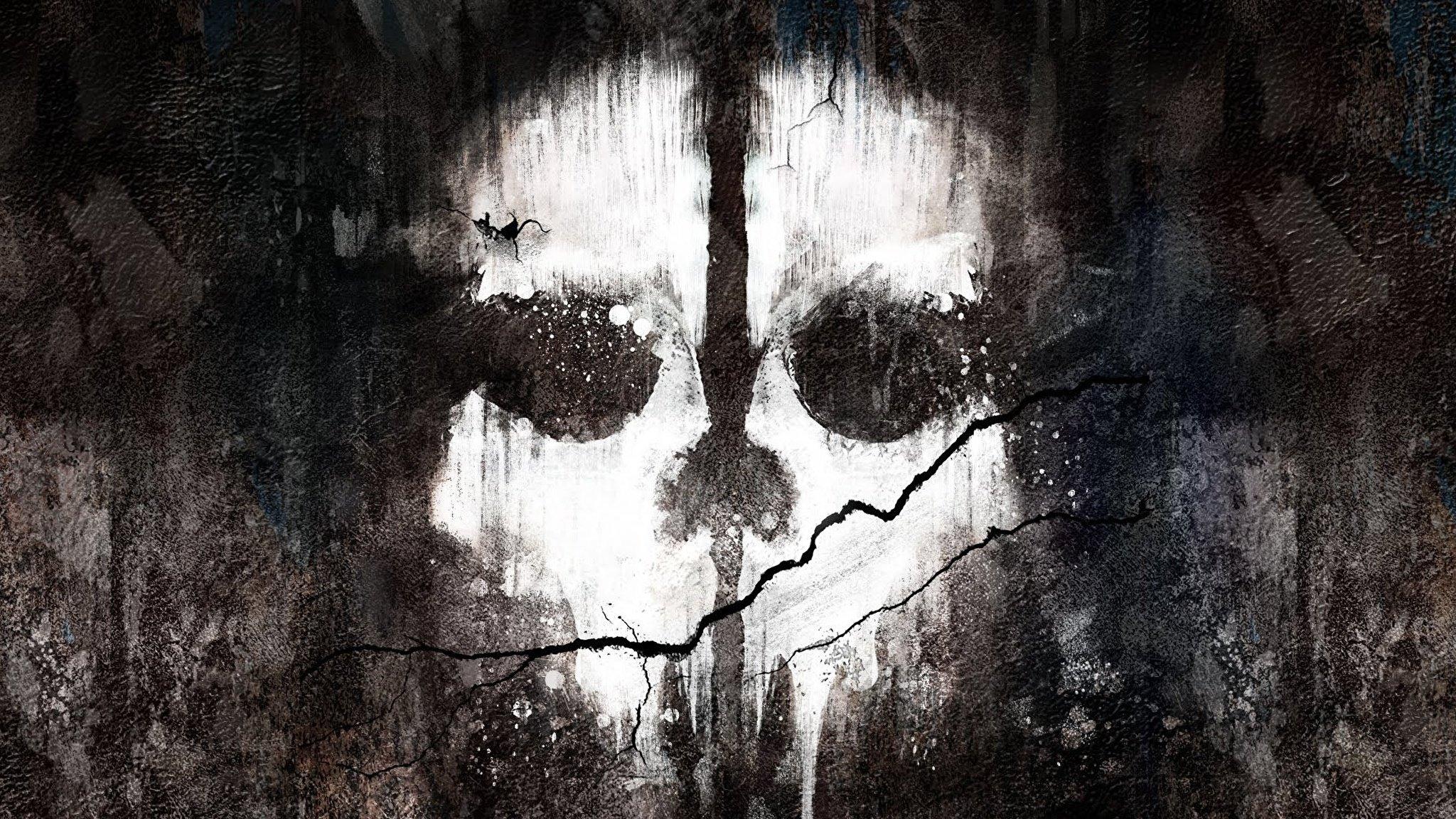 Картинки призрак череп вообще