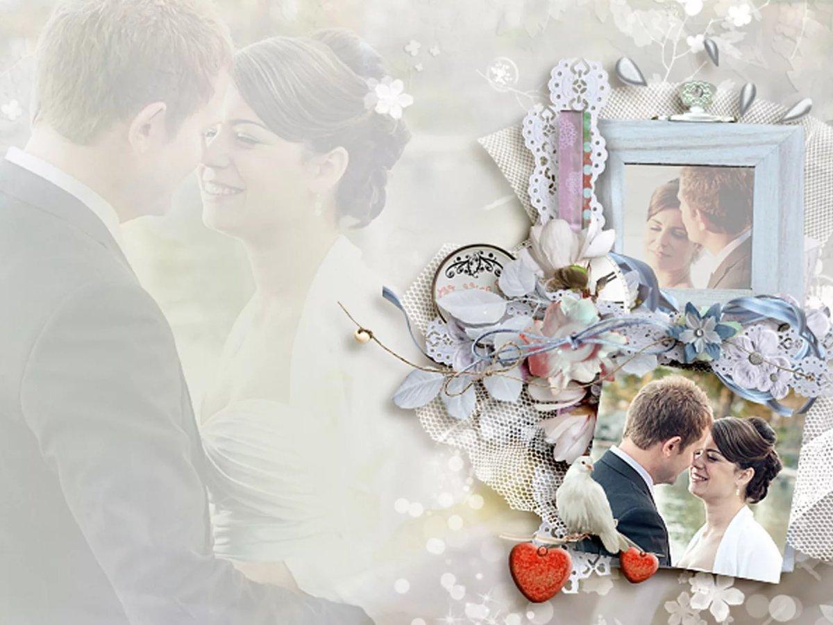 Красивые картинки в свадебный альбом