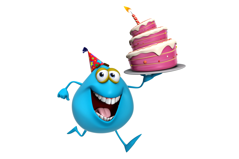 Поздравление с днем рождения смешные персонажей