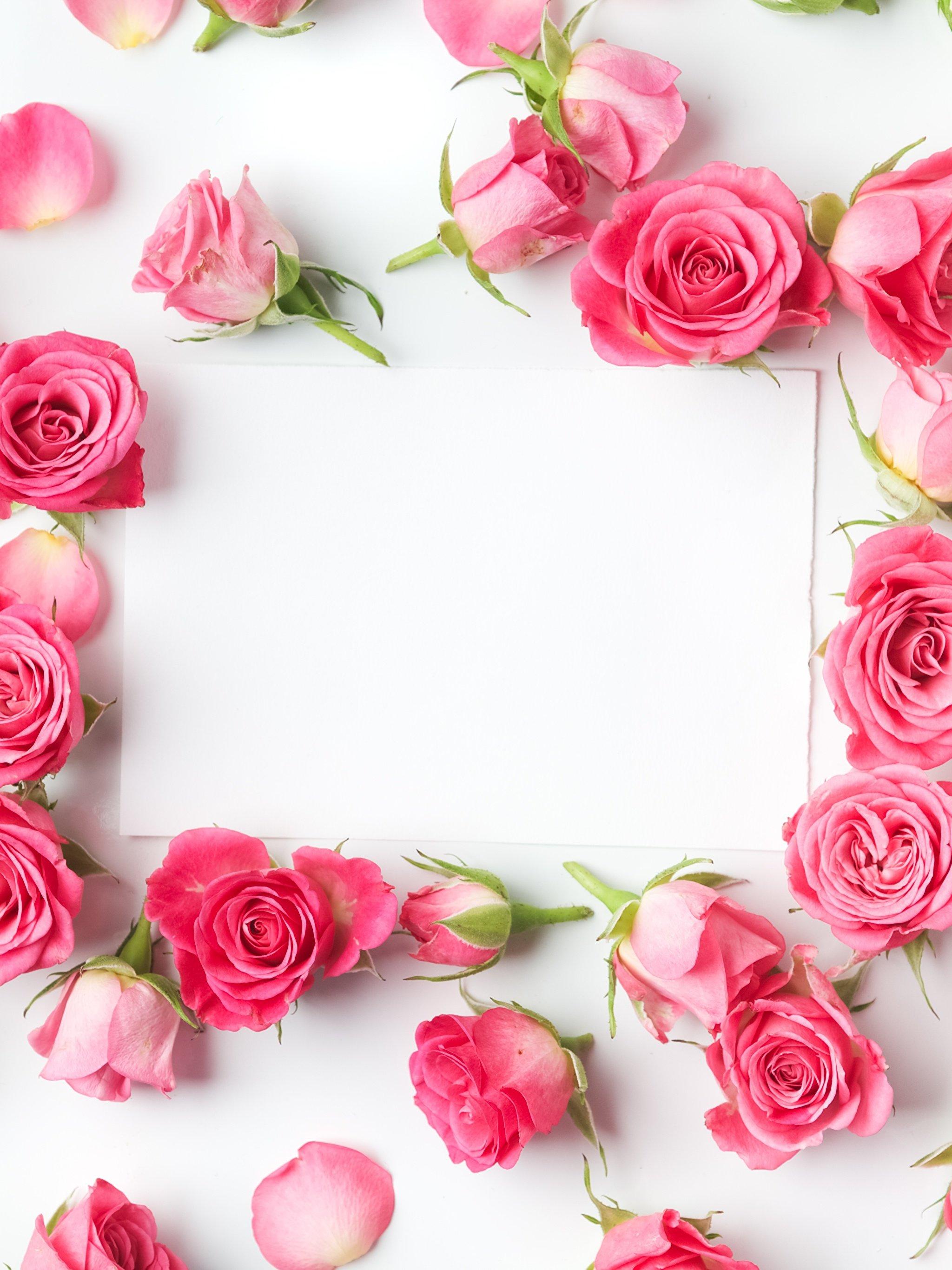 Открытки для поздравления с цветами