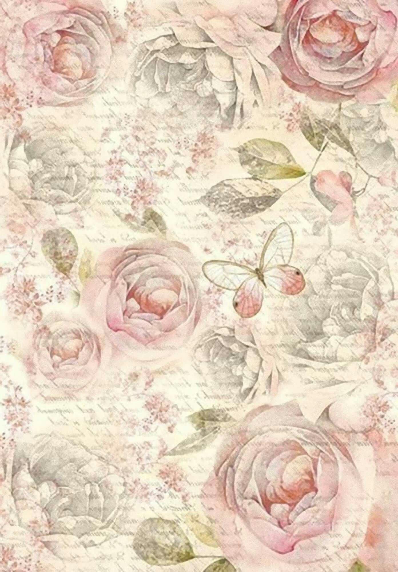 Картинки с цветами а4
