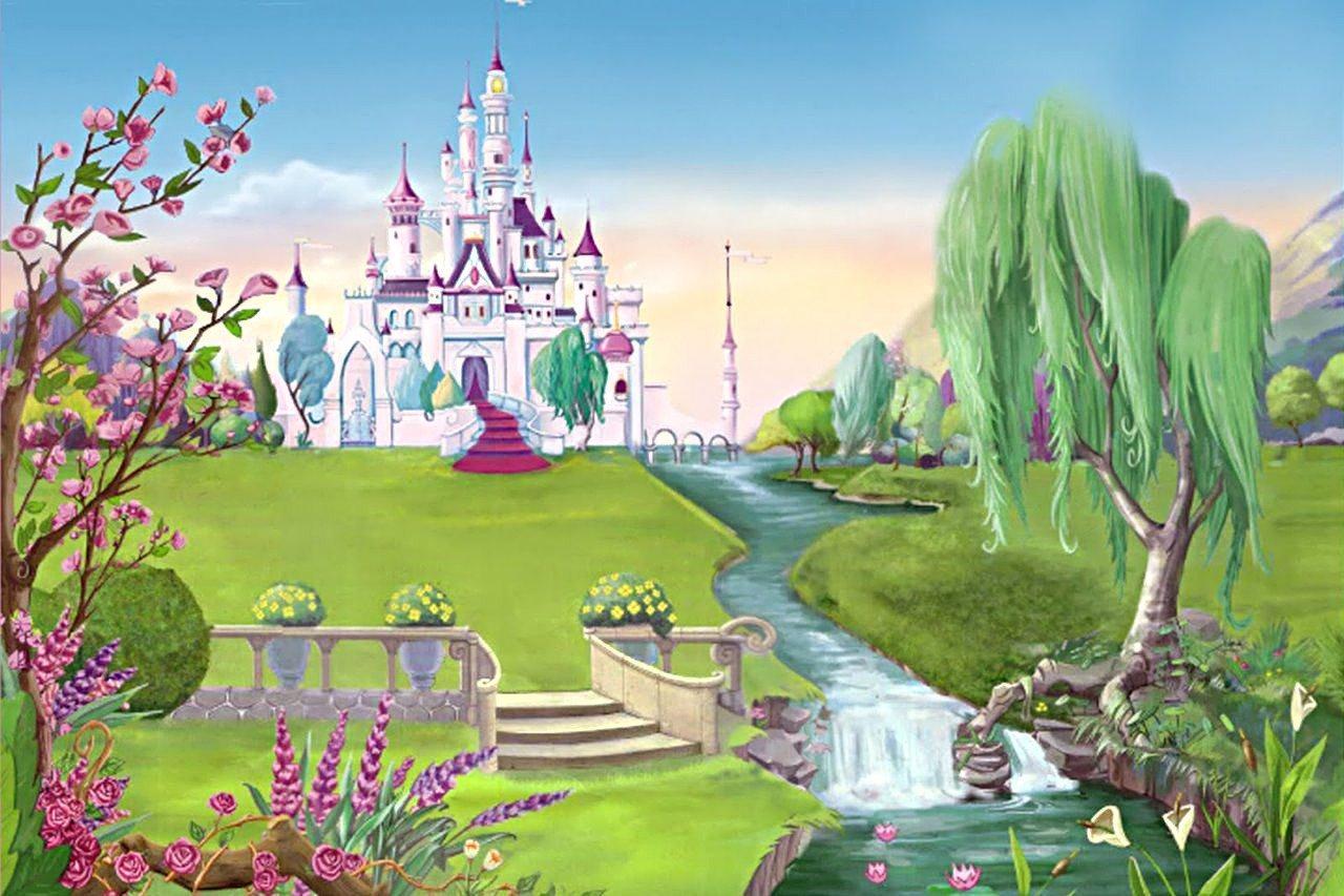 Картинки сказочная страна фон