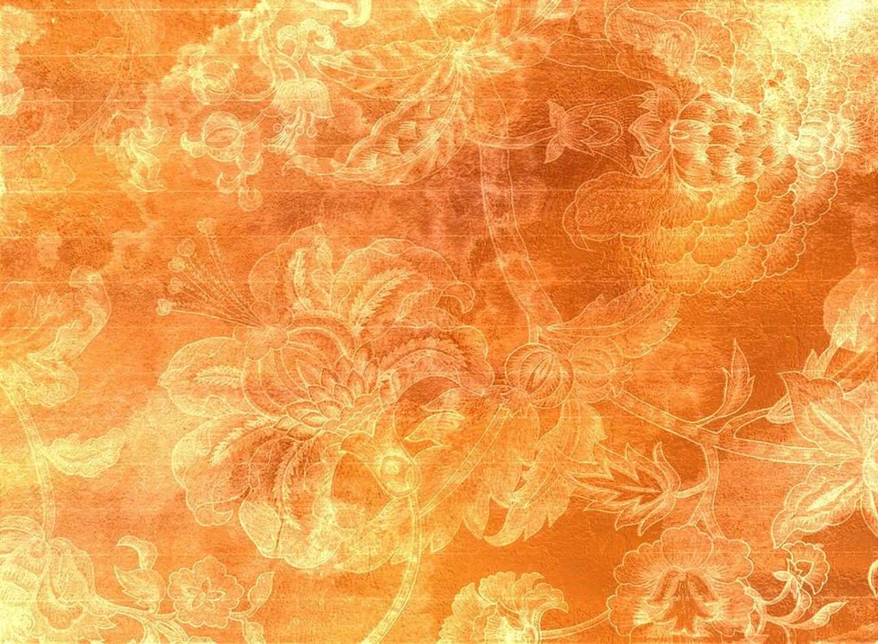 Оранжевый фон картинки для презентации