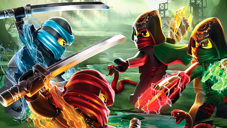 Игры лего ниндзя го золотой ниндзя картинки