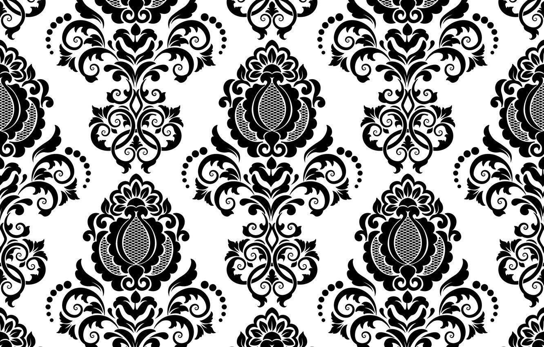 обои на белом фоне черные узоры познакомившись основными
