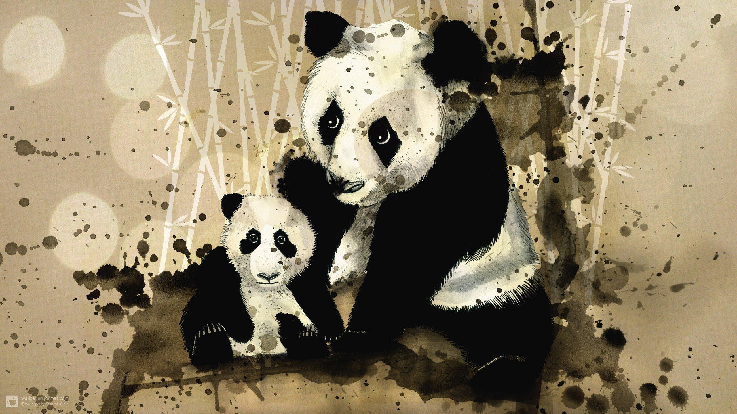 Картинки с пандой на ютуб