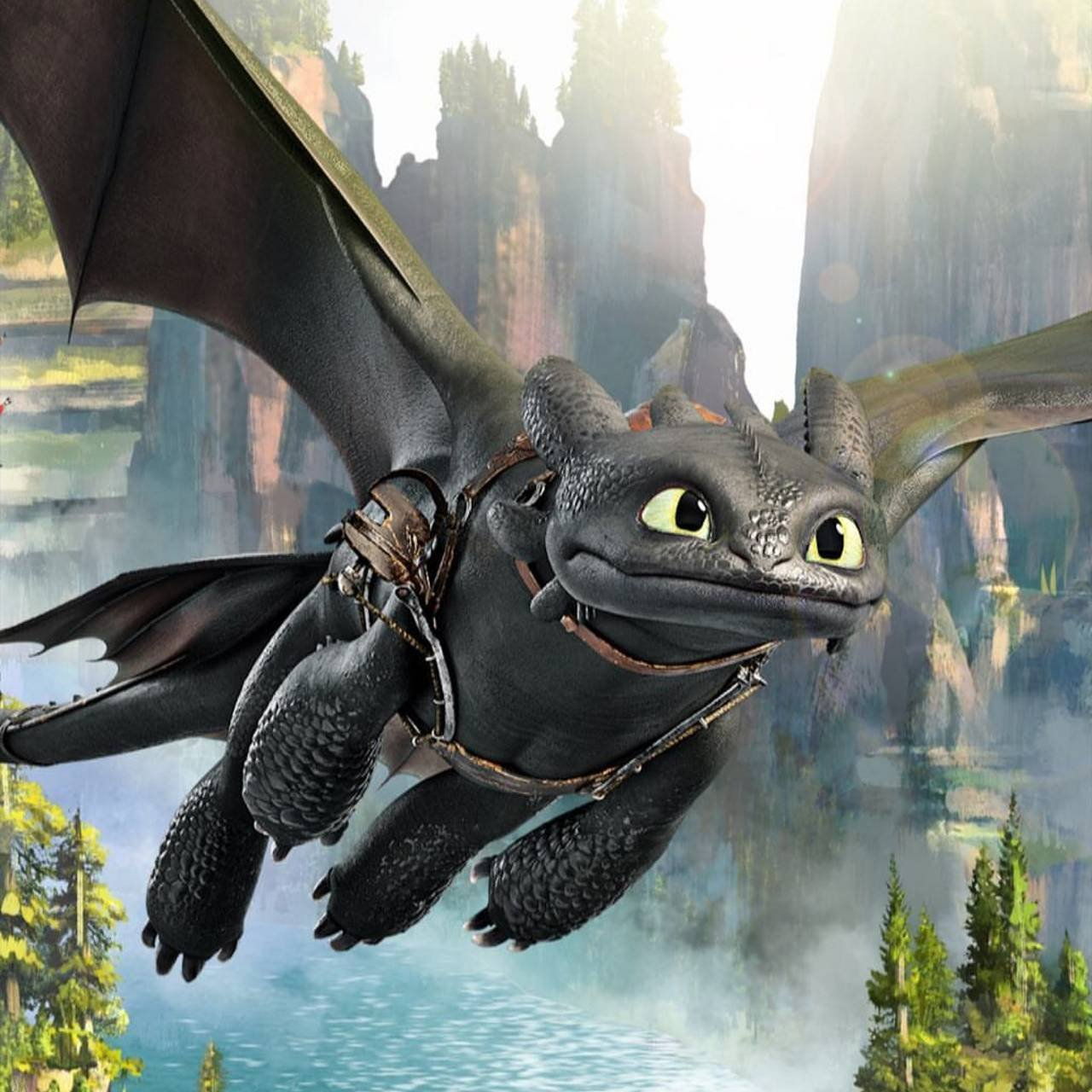 бедолага картинки как приручит дракона потому