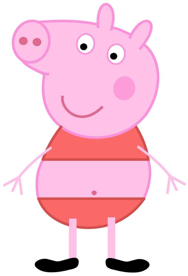 Свинка пеппа картинки