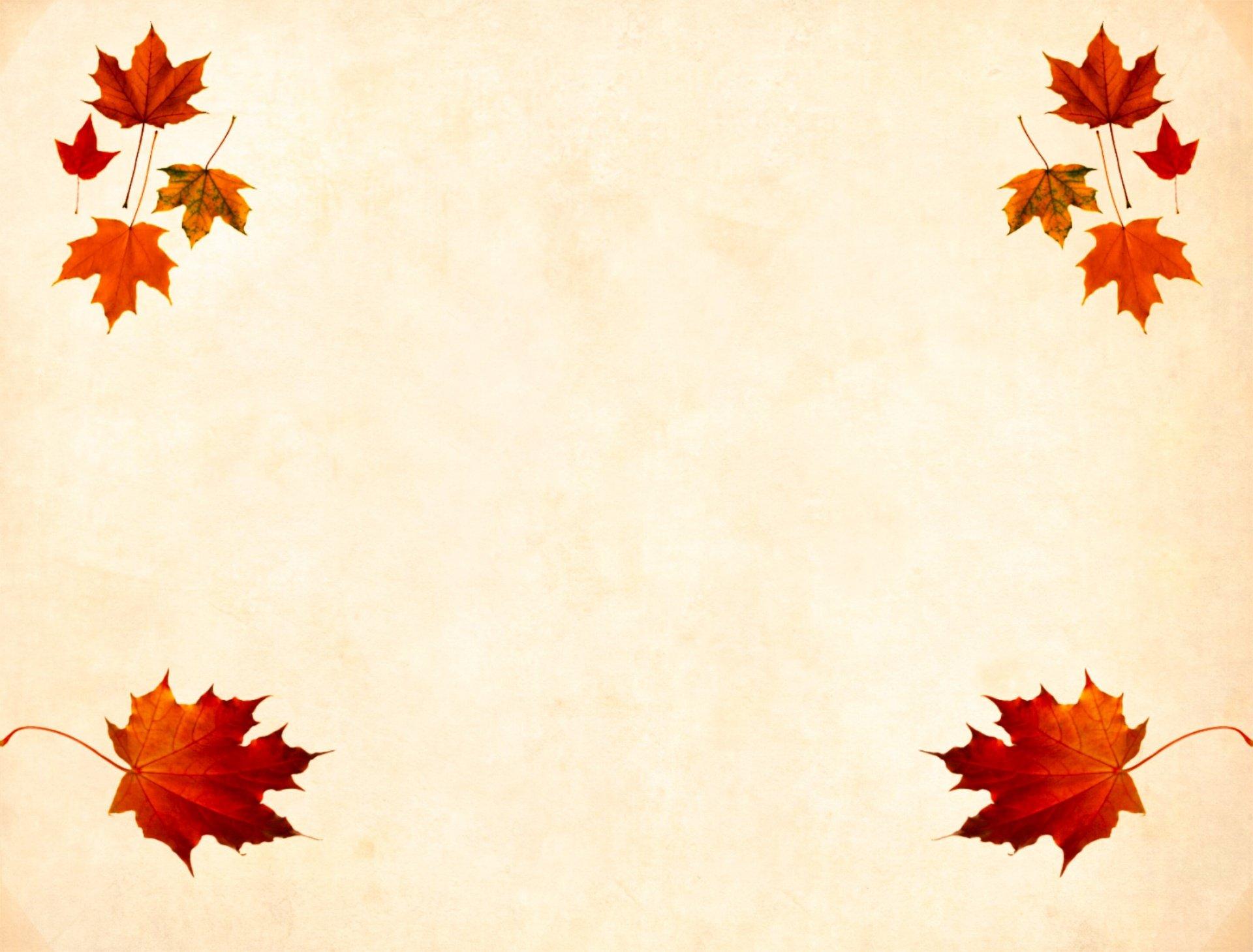 фон про осень для презентации шарообразных или направленных