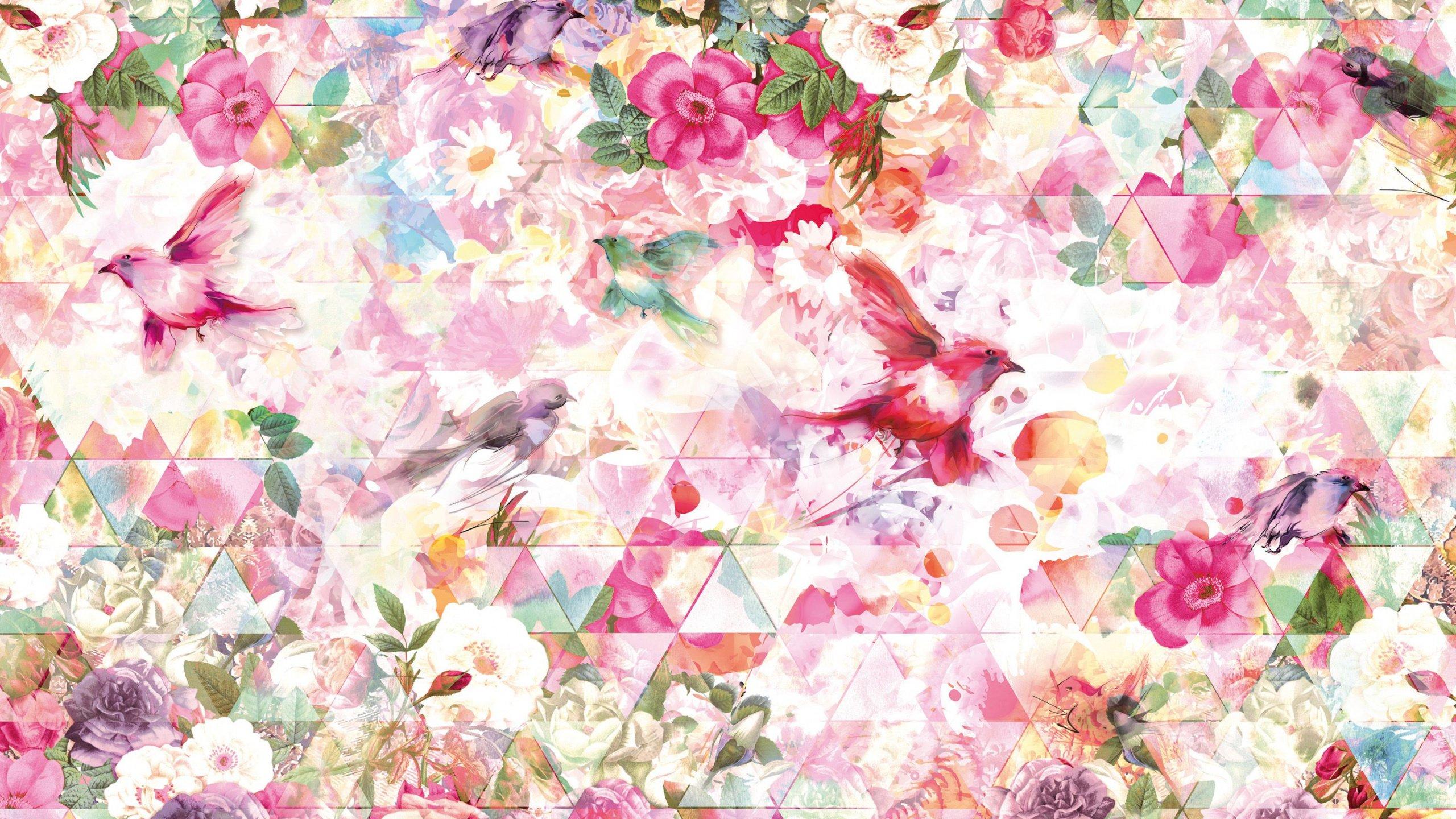 Картинка фоны с цветами