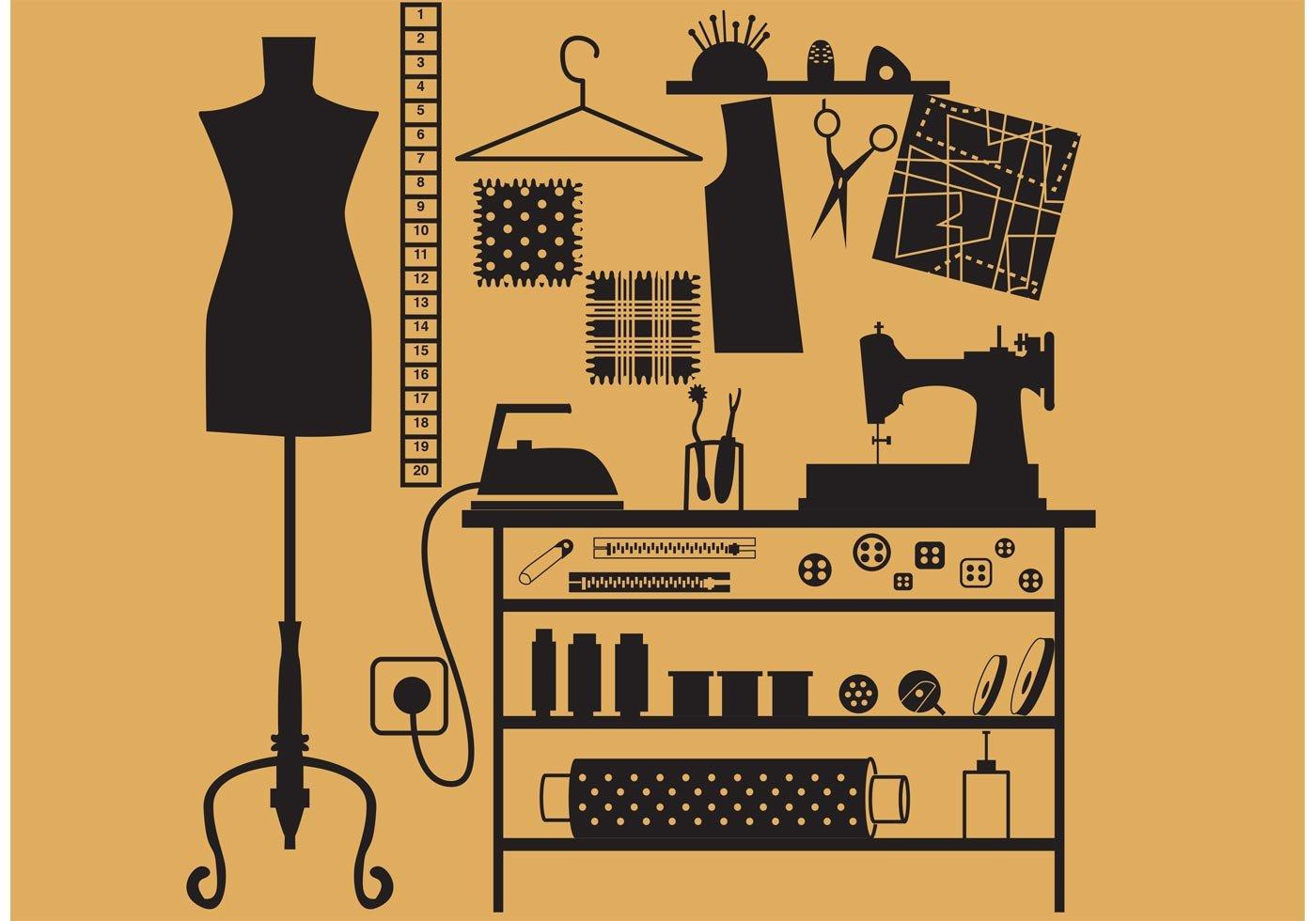 список картинки со швейной тематикой видите, изготовление