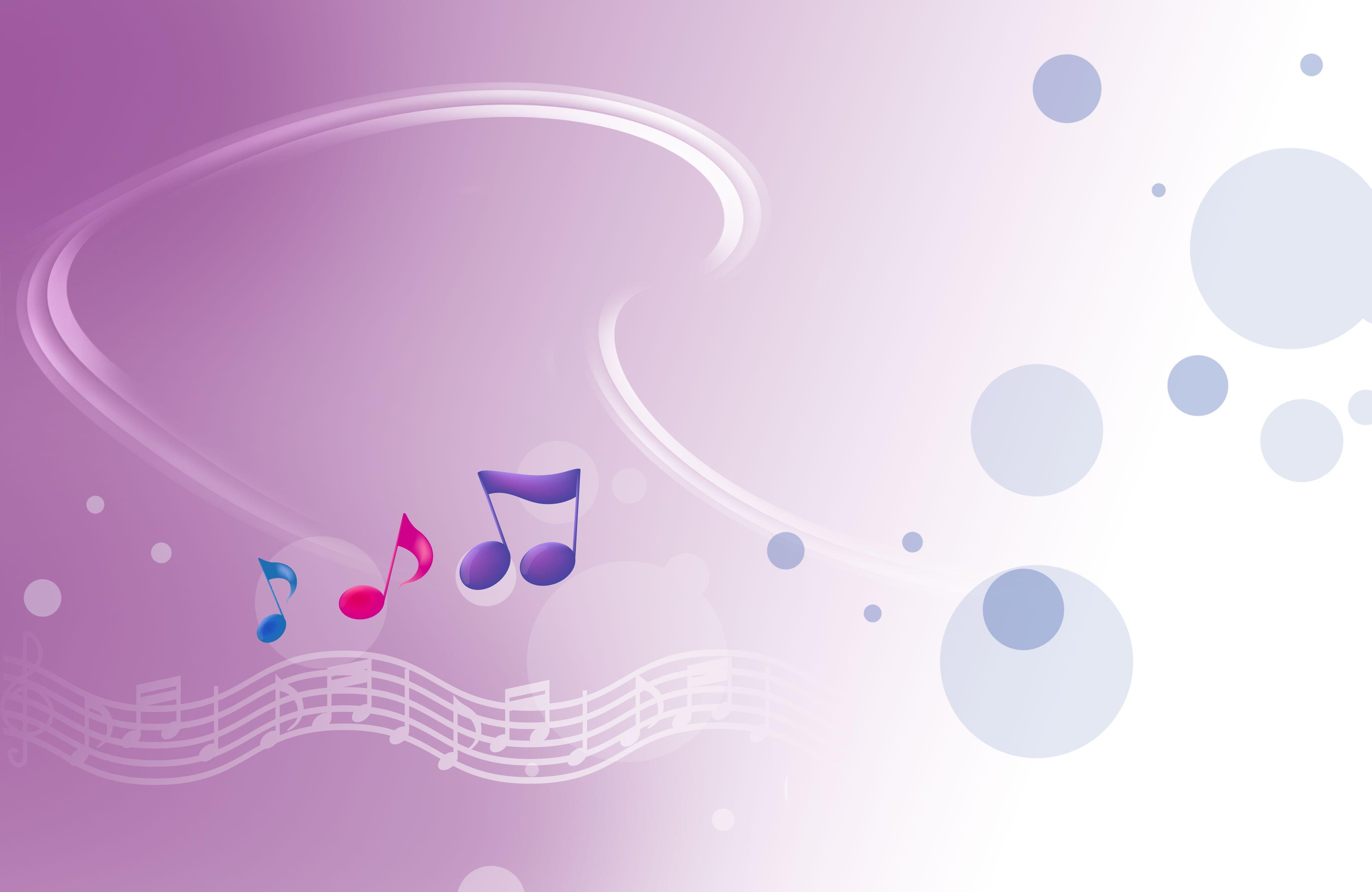 Красивые картинки для презентации о музыке