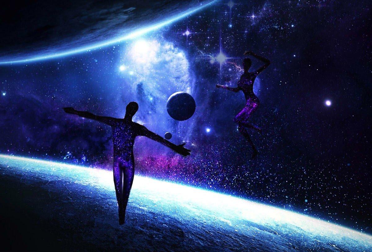 туристам, прыжок в космос картинка что зашли