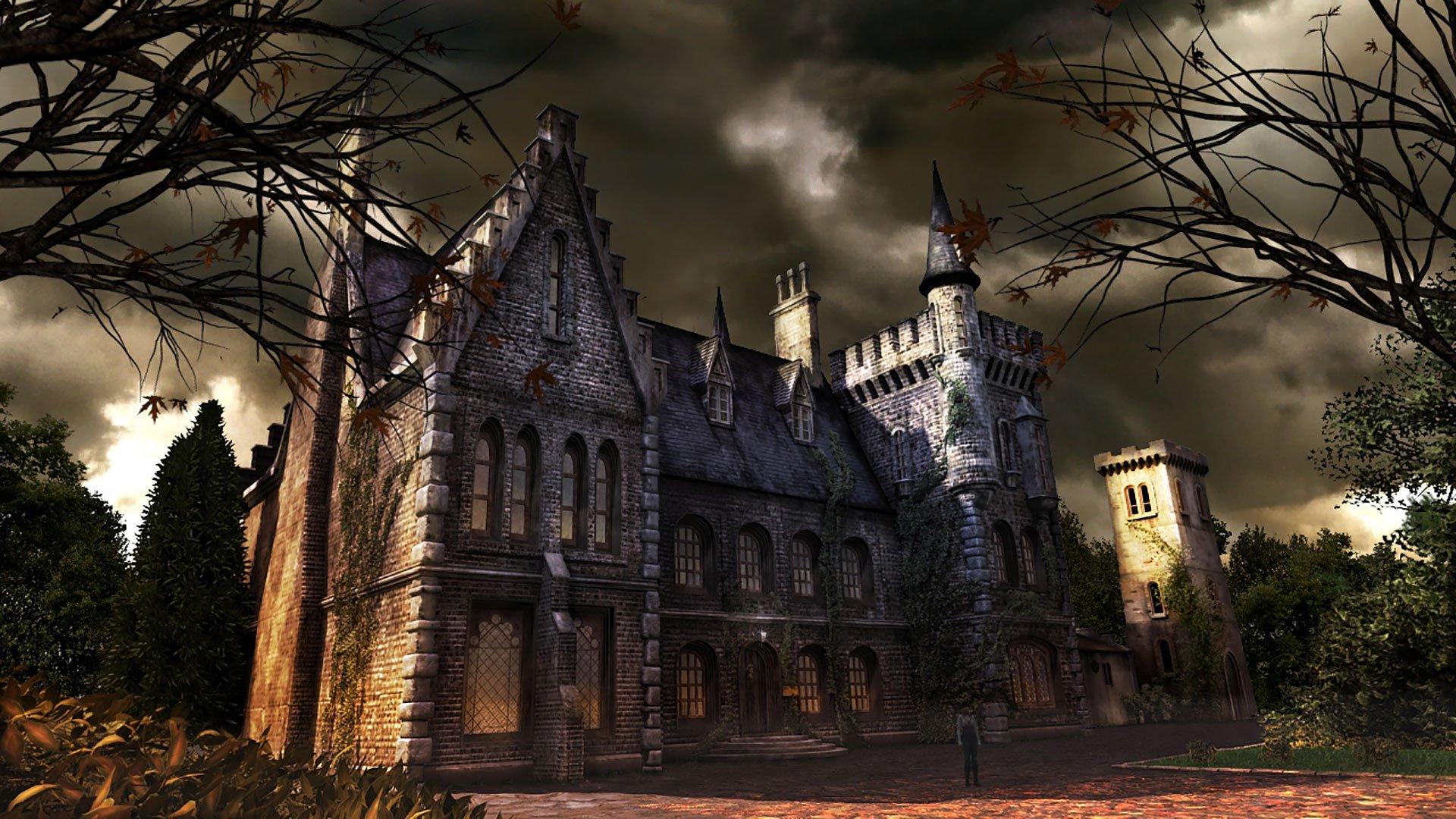 помимо мрачный замок фото кого это
