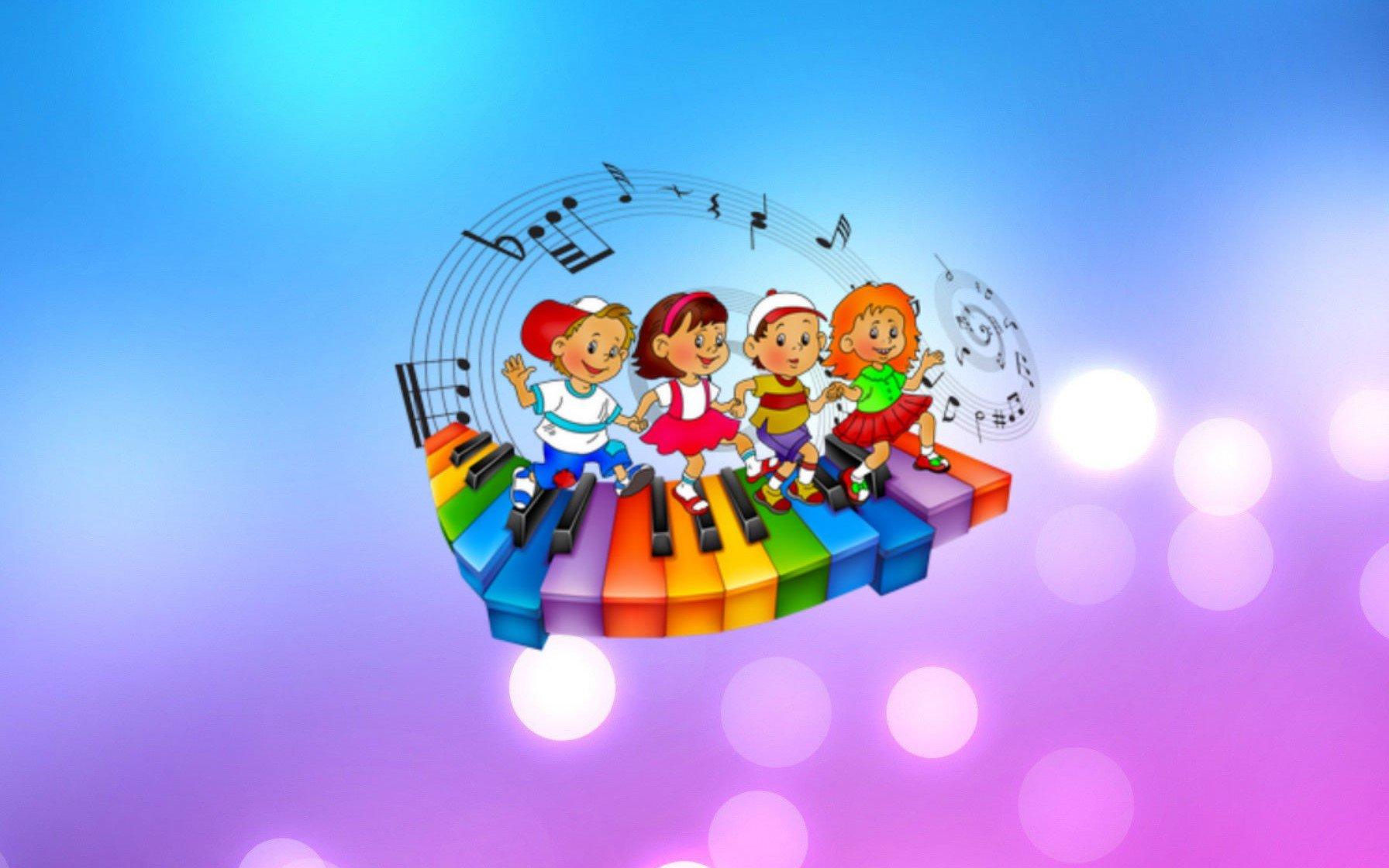 Картинки для детей по теме музыка