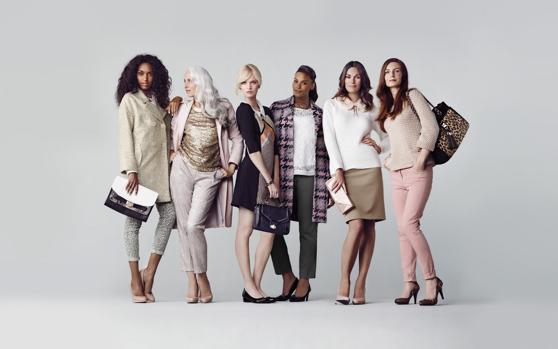 есть фон брендовой одежды современных стилях